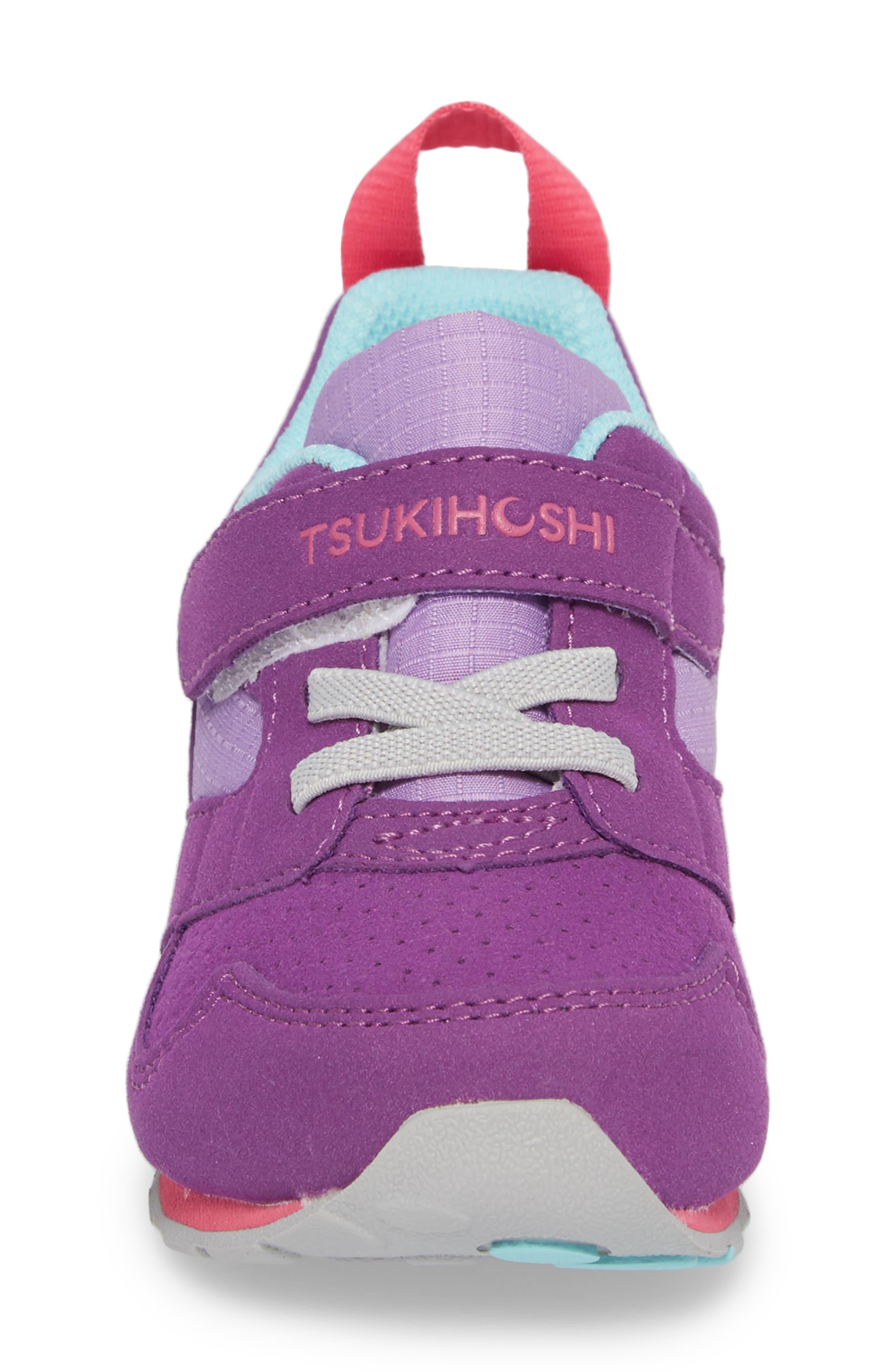 Alternate Image 4  - Tsukihoshi Racer Washable Sneaker (Walker, Toddler & Little Kid)