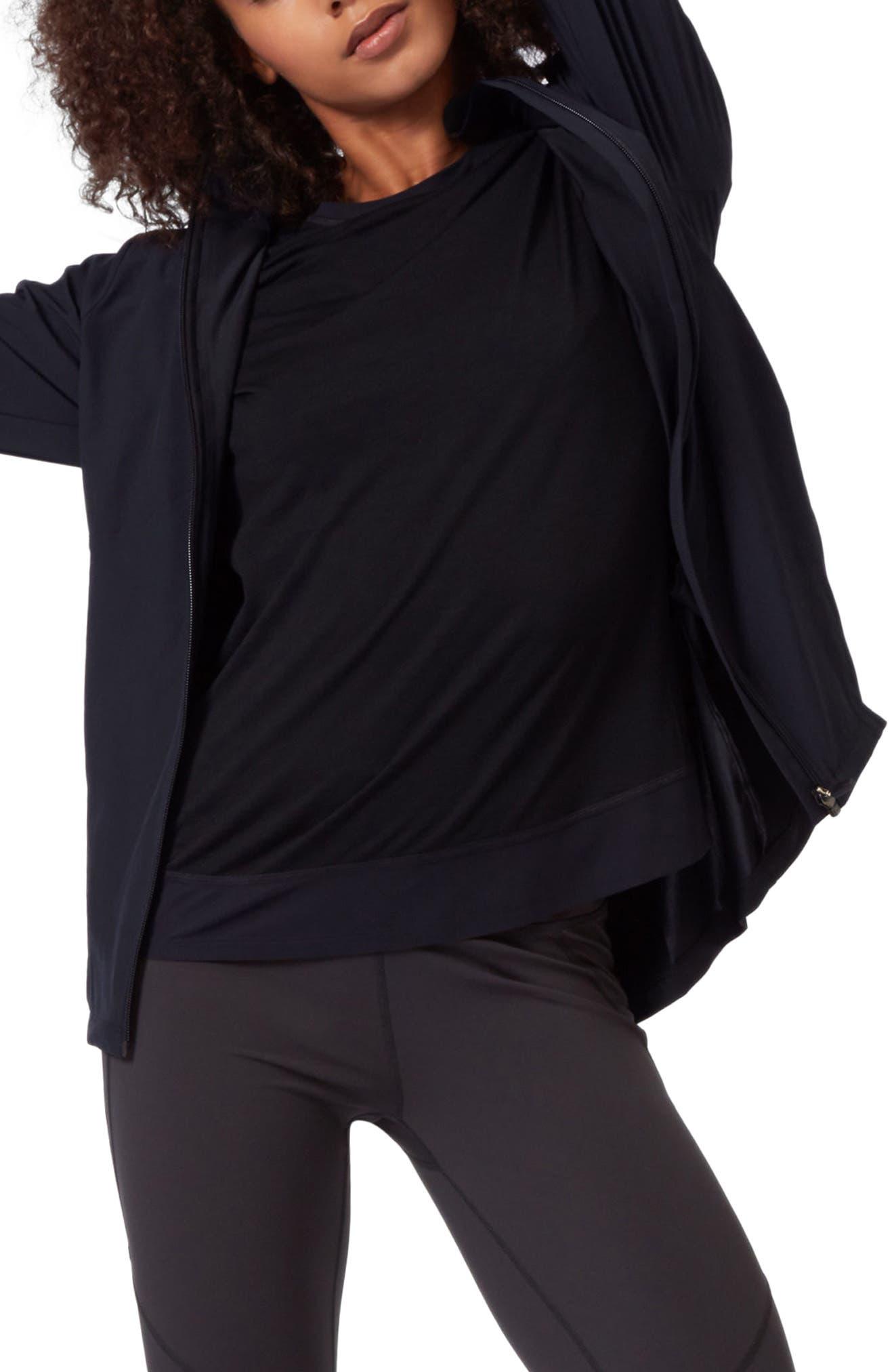 Fast Track Jacket,                         Main,                         color, Black