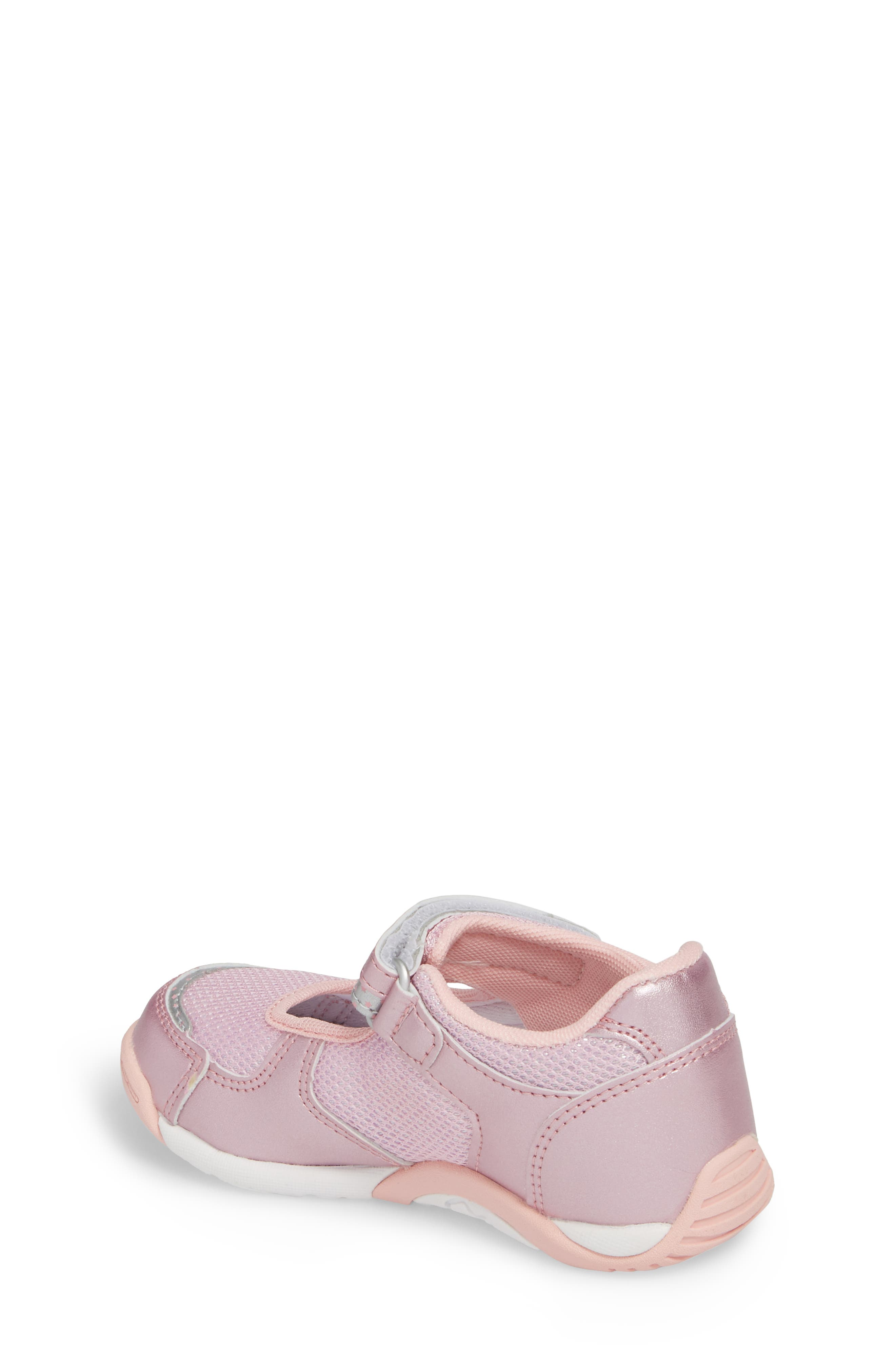 Twinkle Washable Sneaker,                             Alternate thumbnail 2, color,                             Rose/ Pink