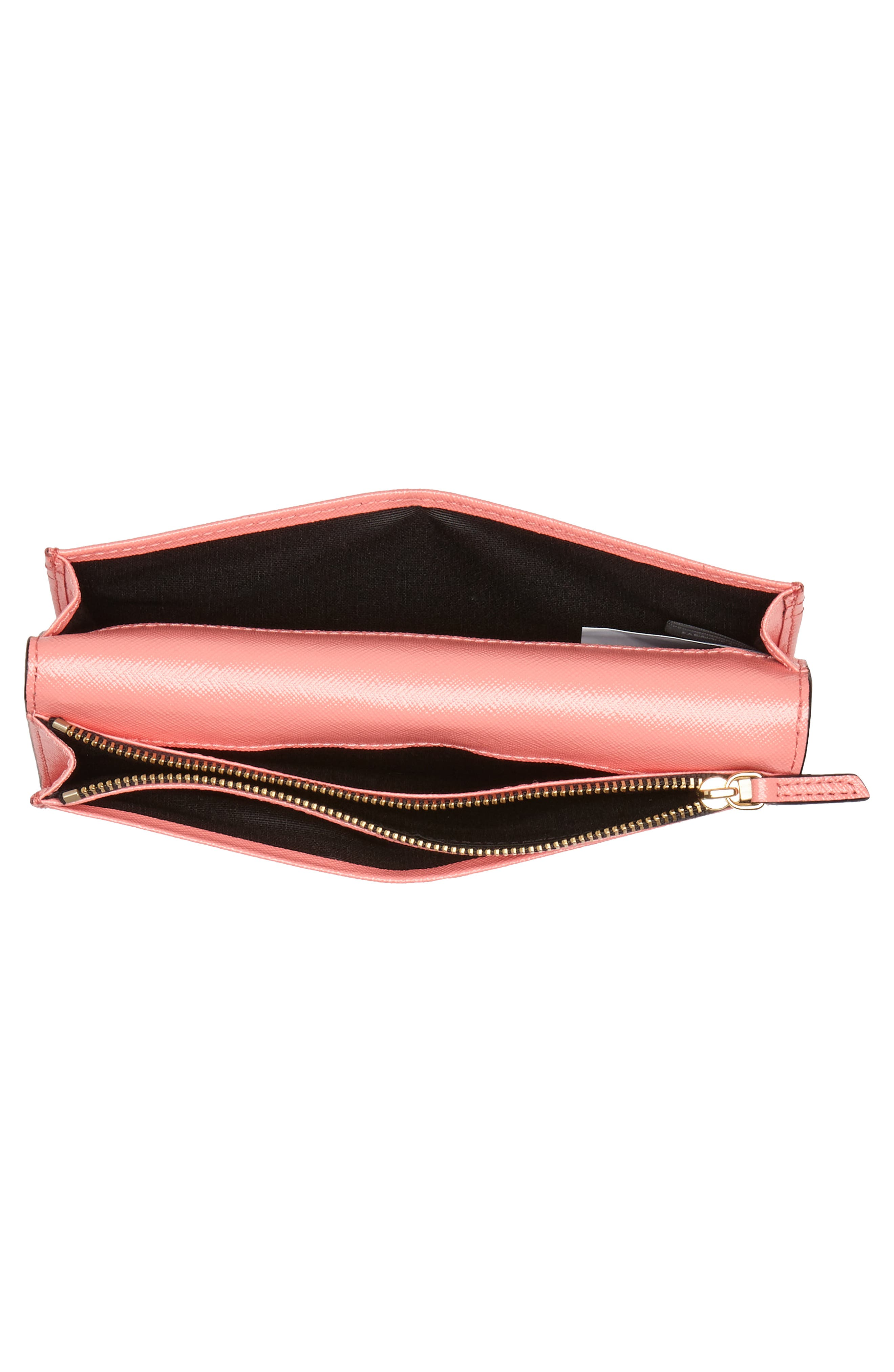 Alternate Image 3  - MARC JACOBS Snapshot Open Face Leather Wallet