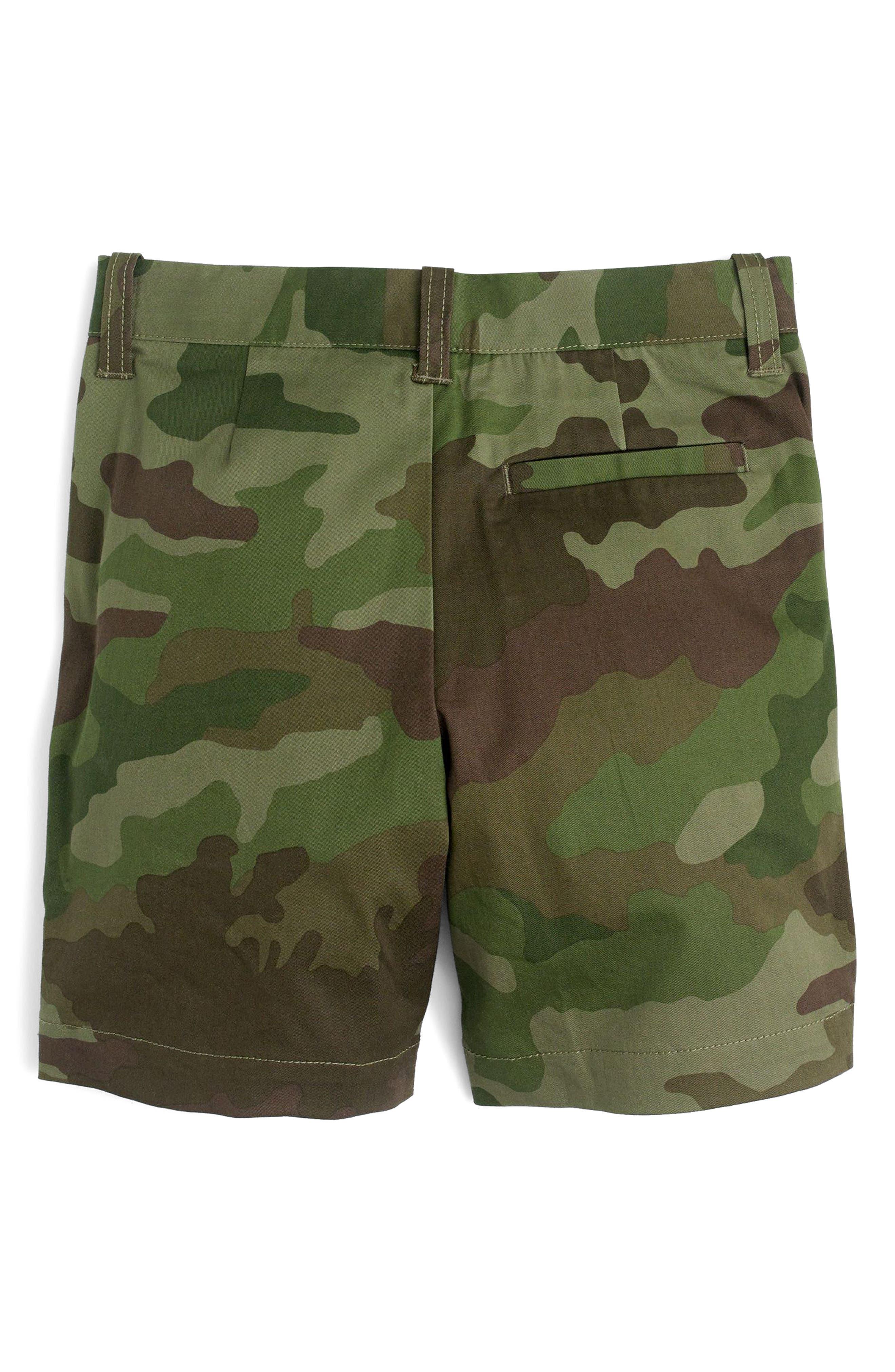 Stanton Camo Shorts,                             Alternate thumbnail 2, color,                             Camo Multi