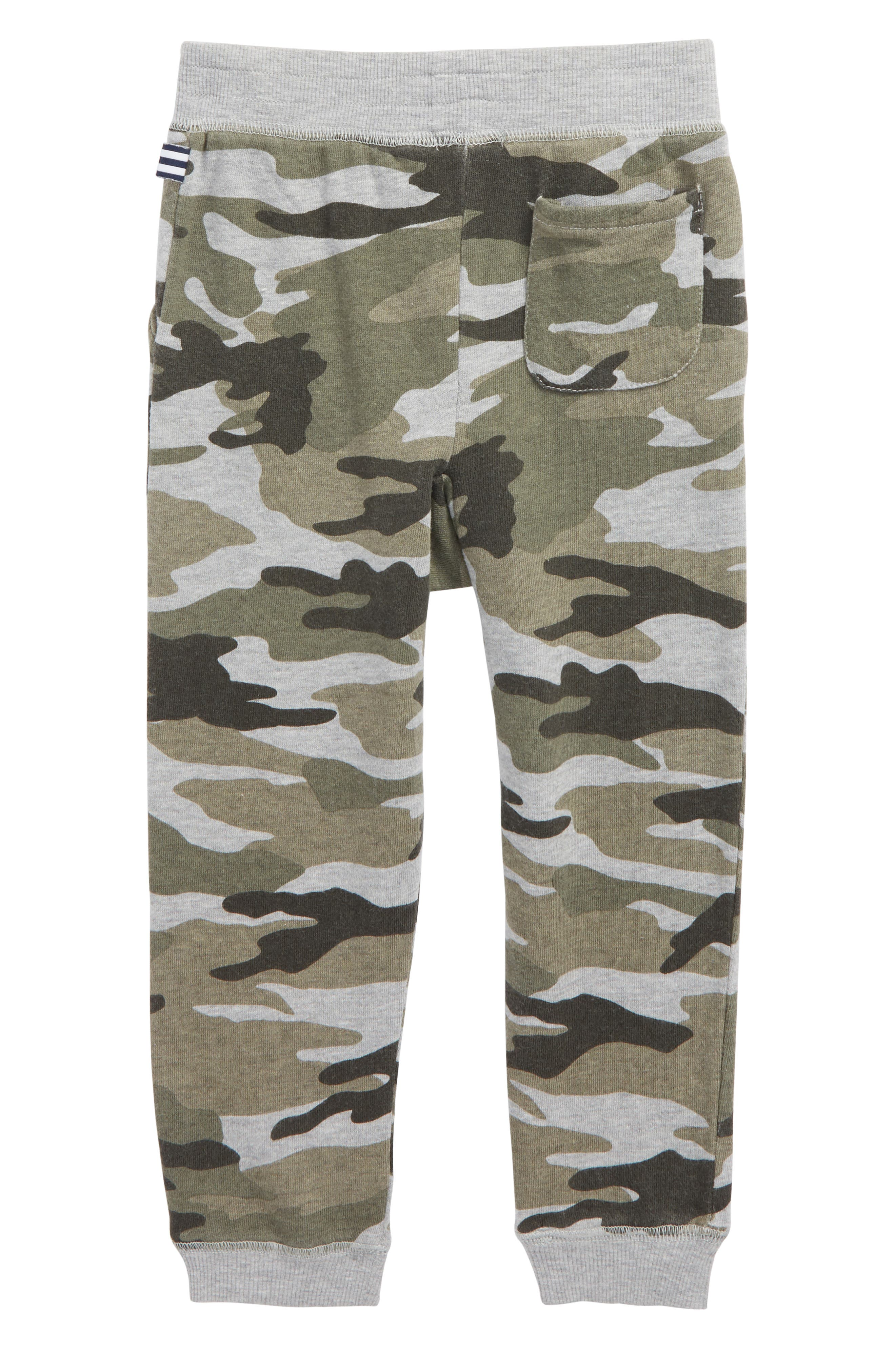 Camo Sweatpants,                             Alternate thumbnail 2, color,                             Dark Heather Grey