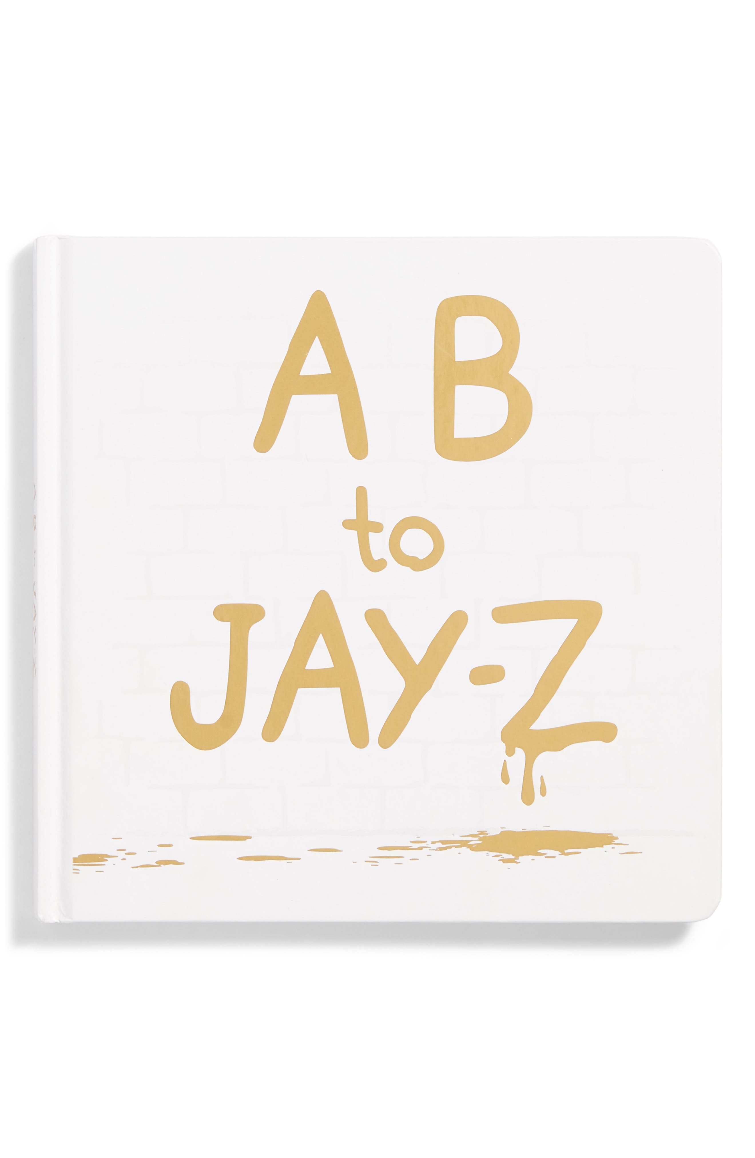 'A B to Jay-Z' Hardcover Book