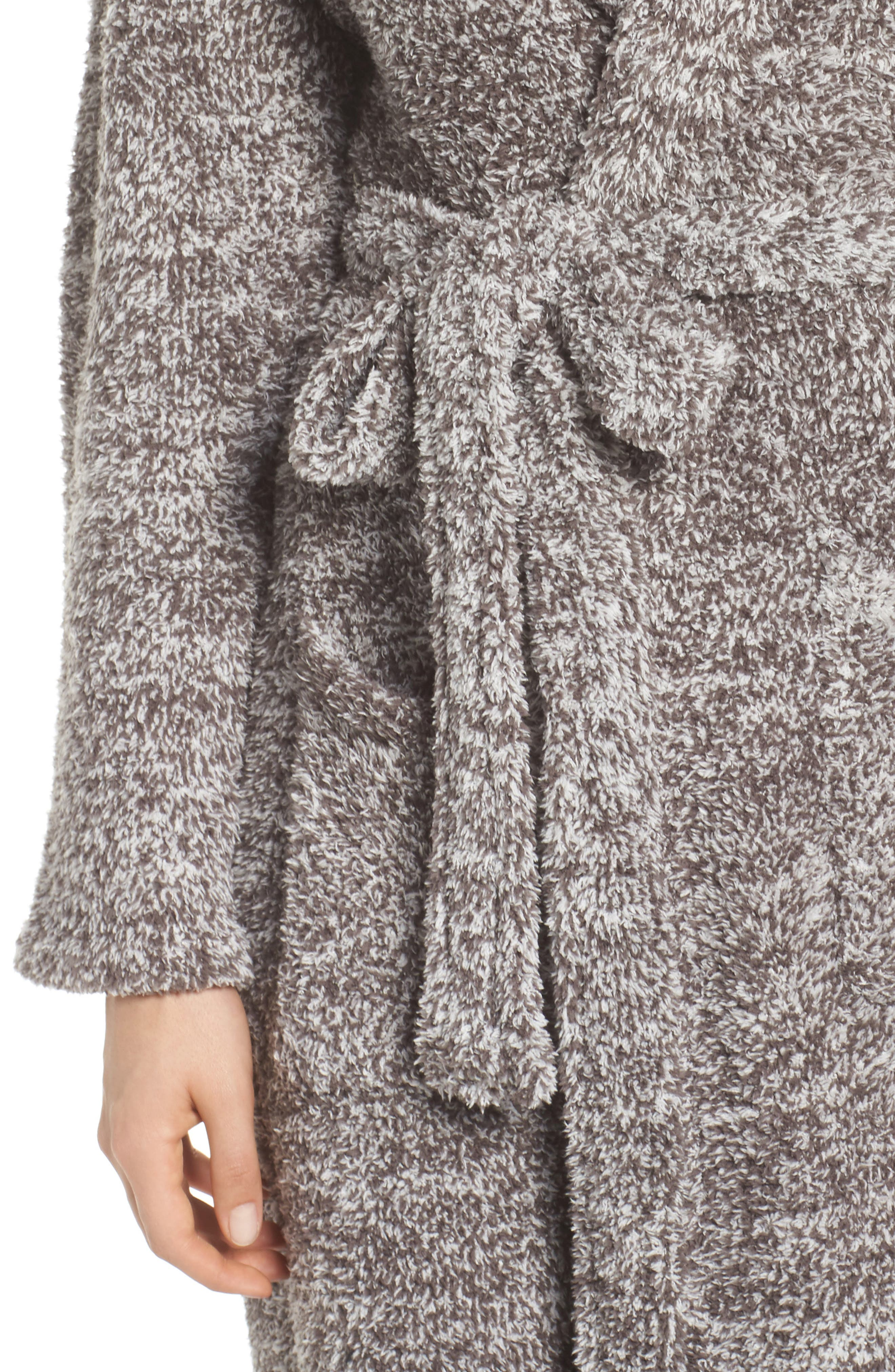 Alternate Image 5  - Barefoot Dreams® CozyChic® Robe (Nordstrom Online Exclusive)