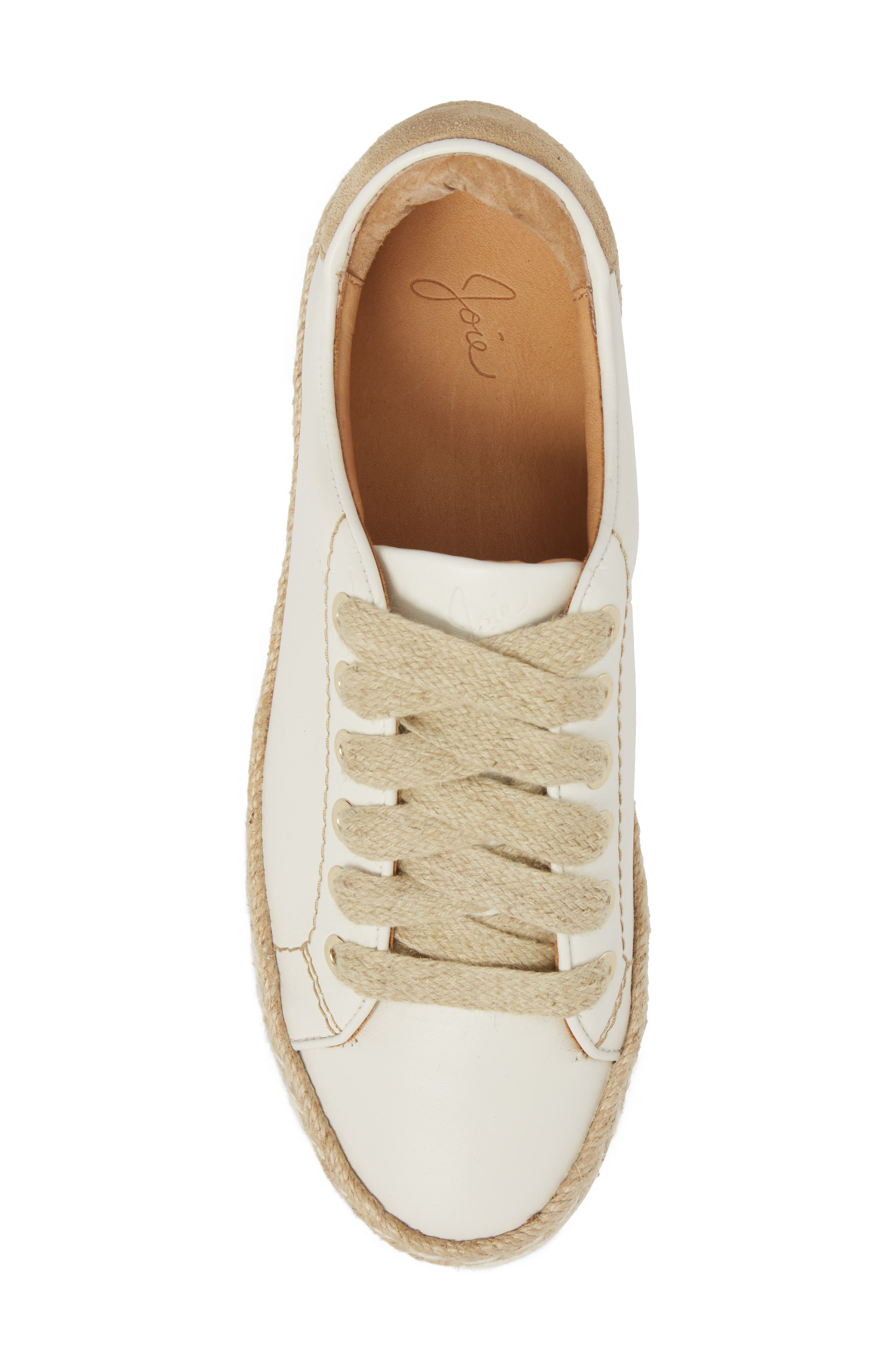 Alternate Image 5  - Joie Dabnis Espadrille Platform Sneaker (Women)