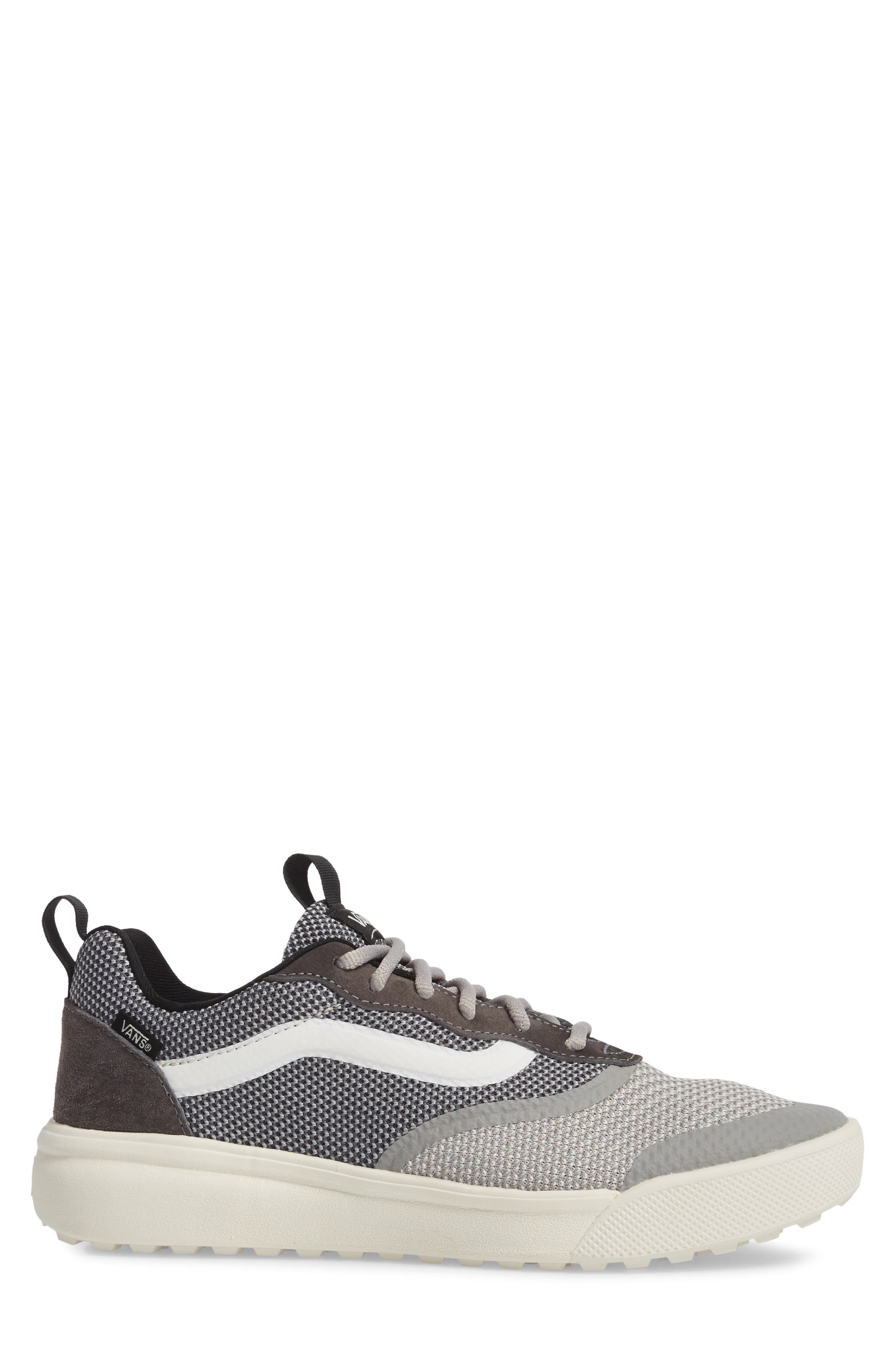 UltraRange DX Low Top Sneaker,                             Alternate thumbnail 3, color,                             Pewter/ Drizzle