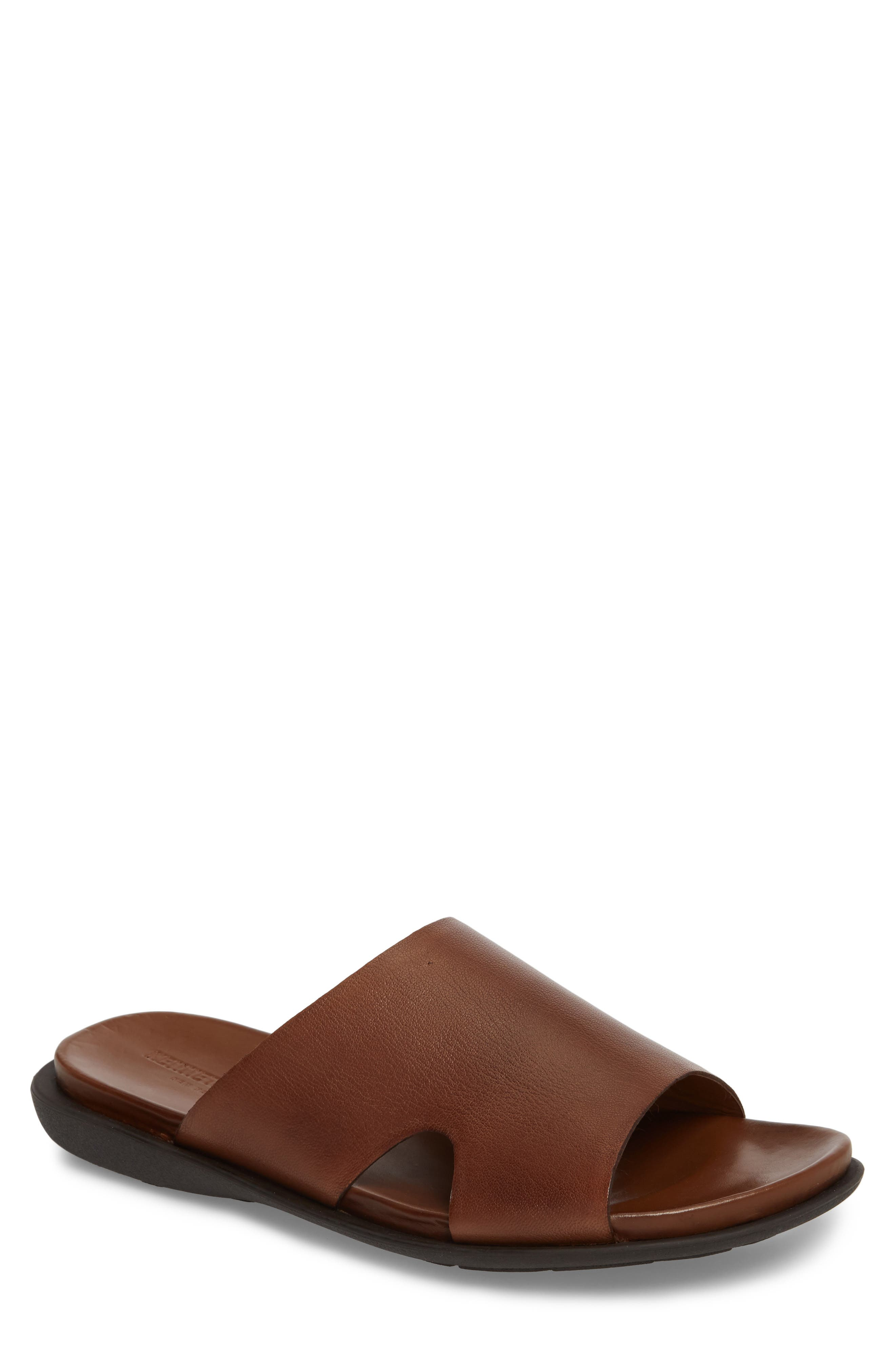 Kenneth Cole New York Sand-Y Beach Slide Sandal (Men)