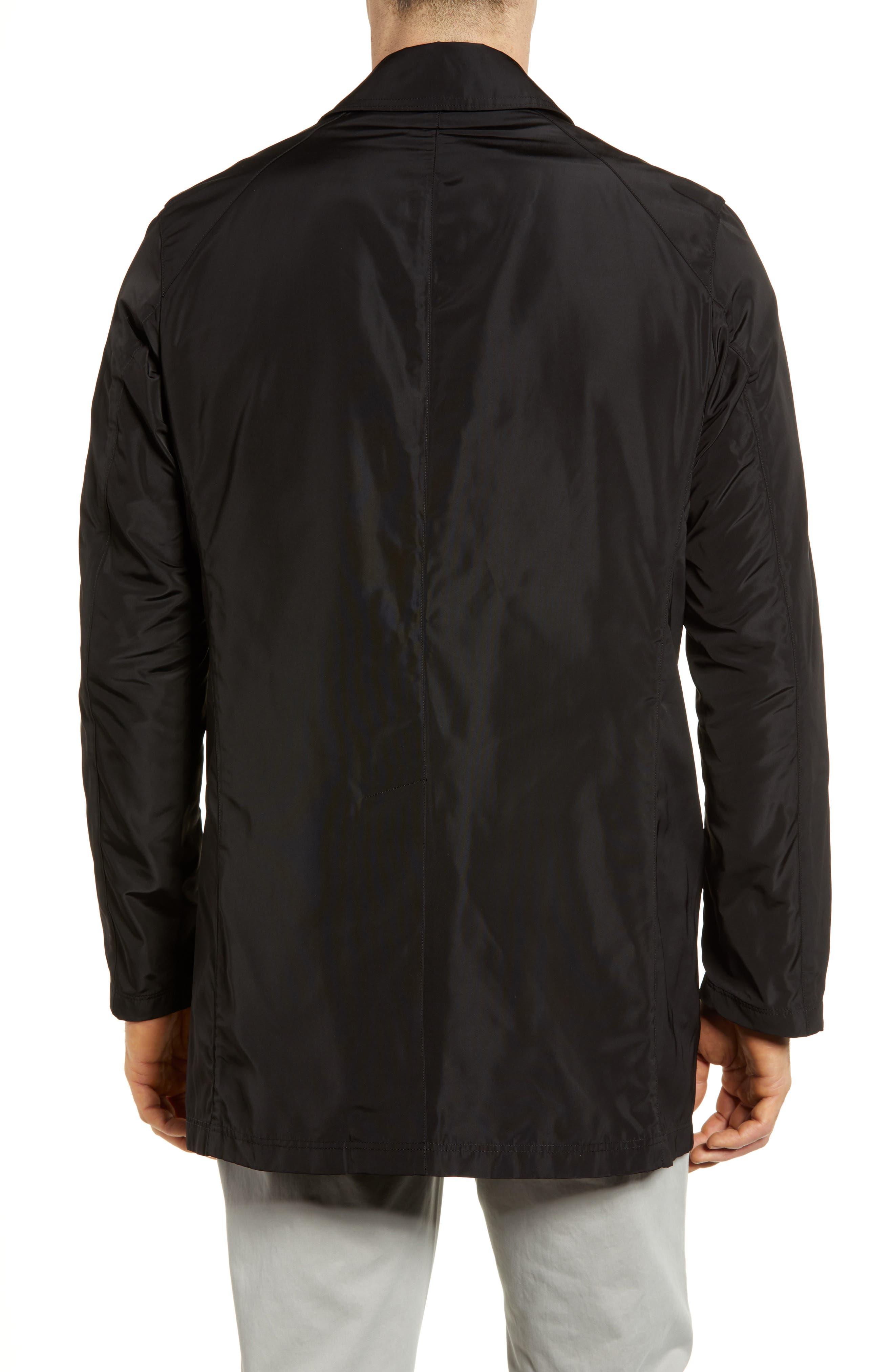 S/B Raincoat,                             Alternate thumbnail 2, color,                             Black