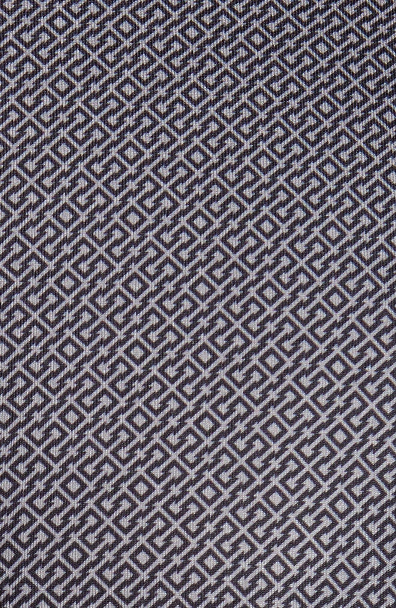 Max Print DryTec Polo,                             Alternate thumbnail 5, color,                             Black