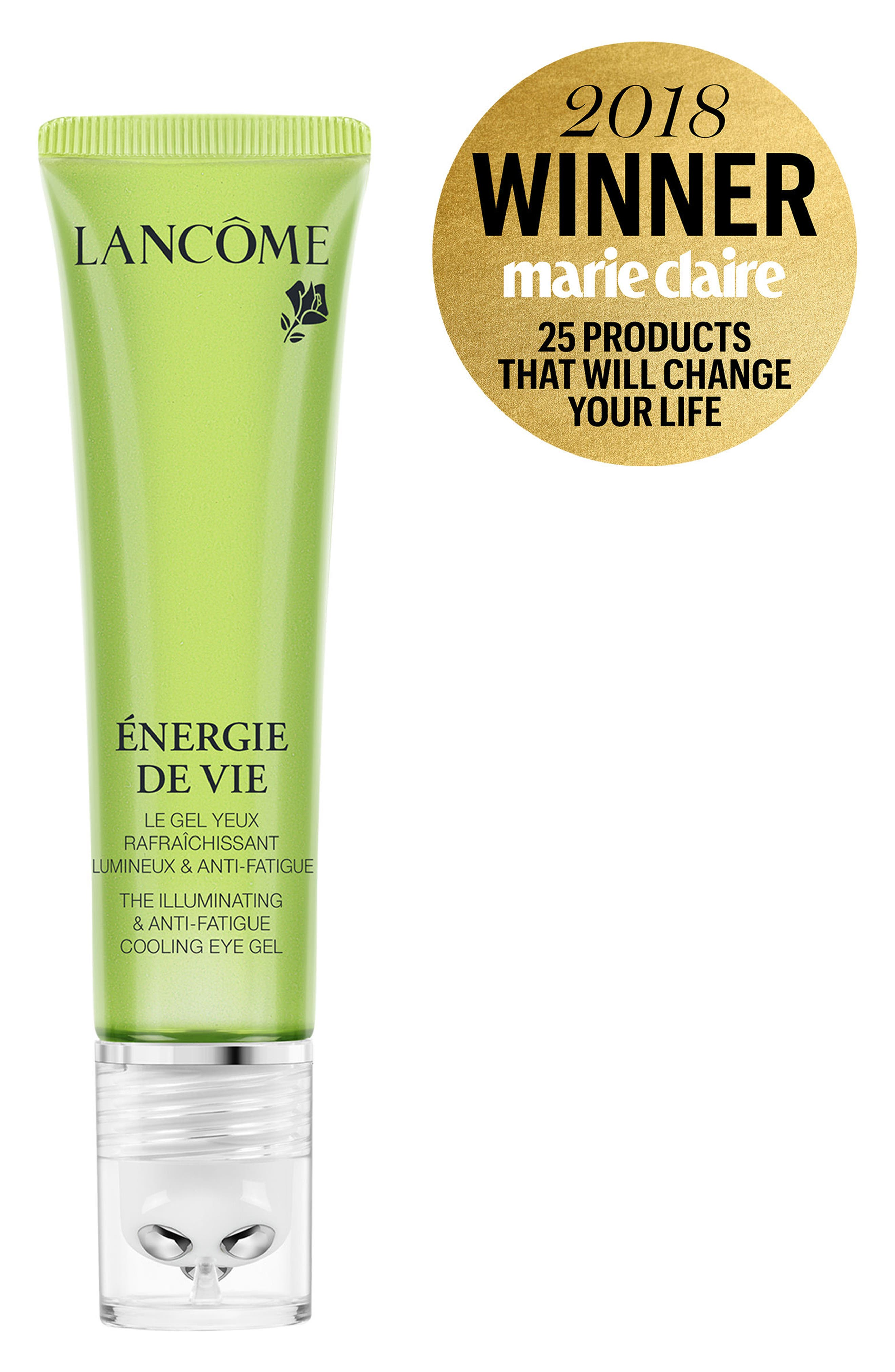Energie de Vie The Illuminating & Anti-Fatigue Cooling Eye Gel,                             Alternate thumbnail 2, color,                             No Color
