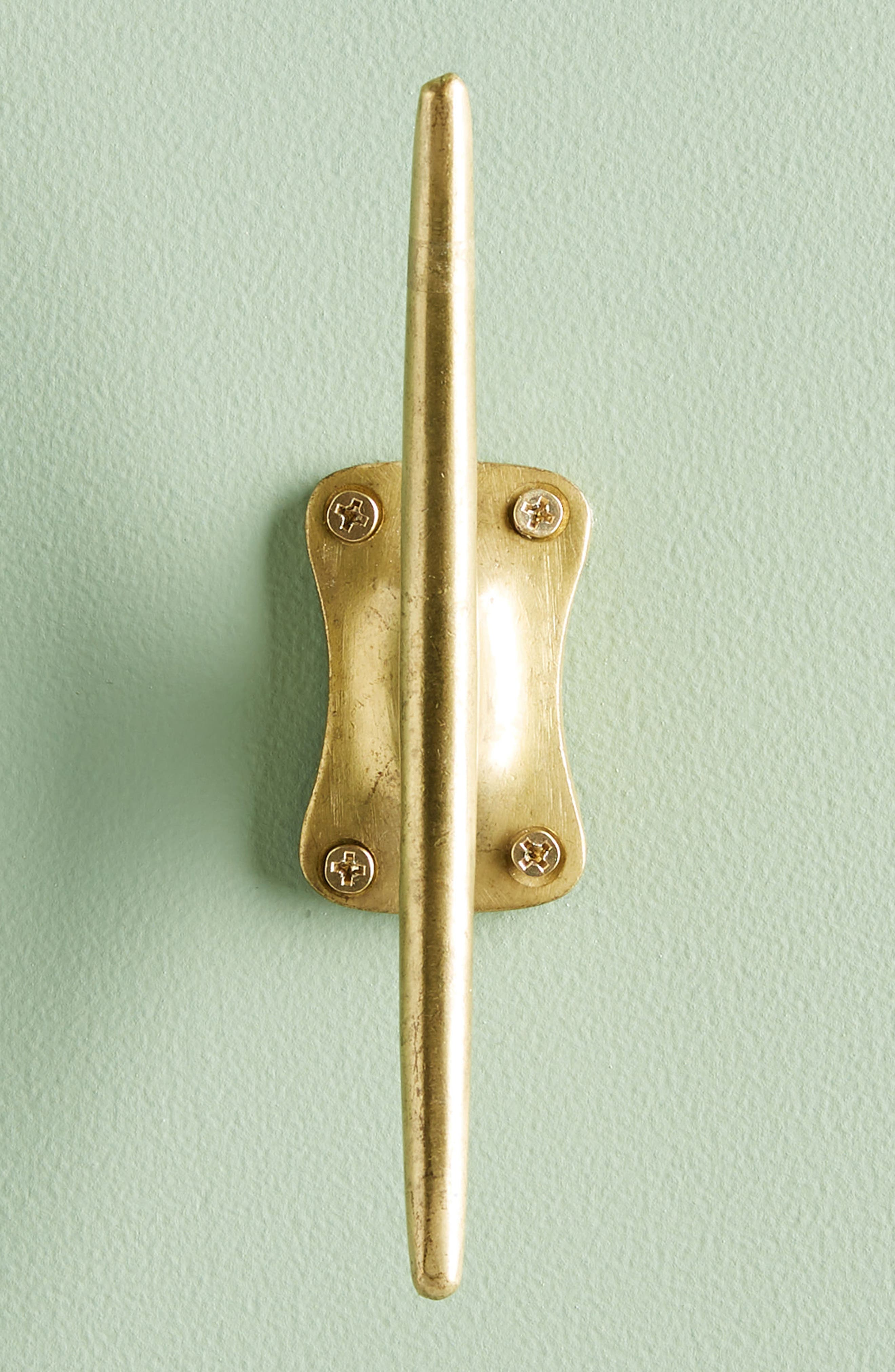 Streamline Hook,                             Main thumbnail 1, color,                             Bronze