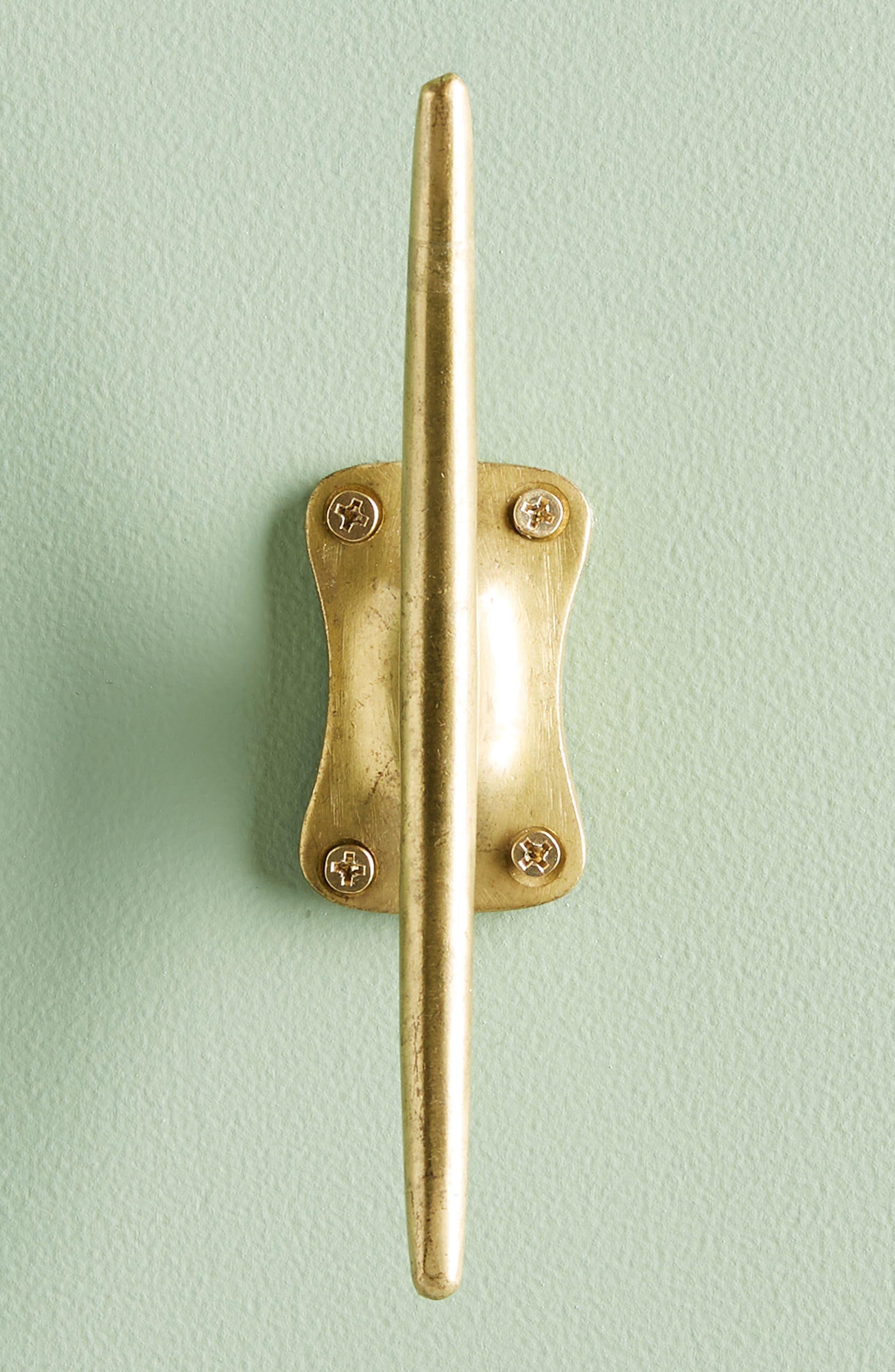 Streamline Hook,                         Main,                         color, Bronze