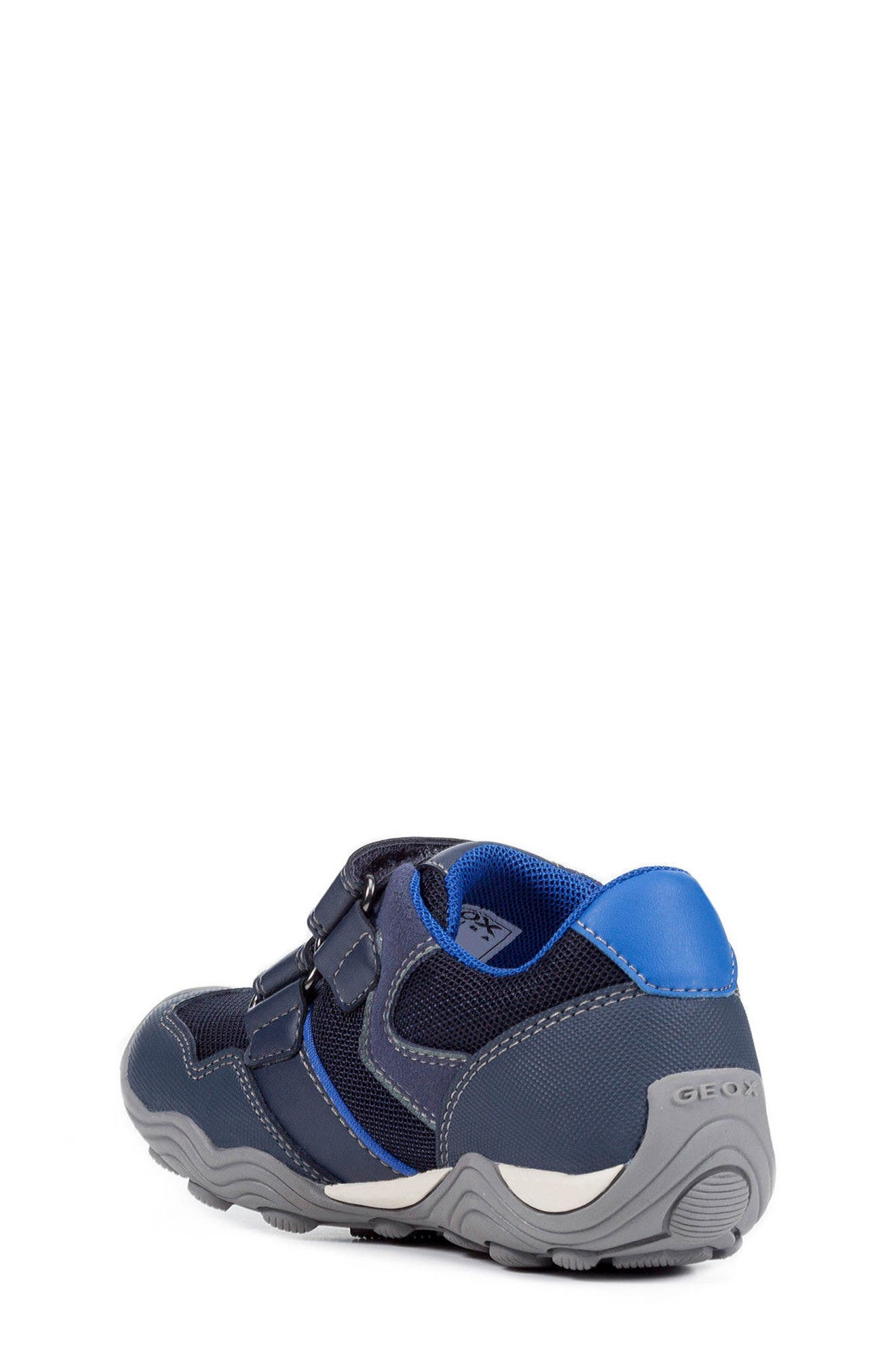 Jr Arno 13 Sneaker,                             Alternate thumbnail 2, color,                             Navy/ Royal Blue