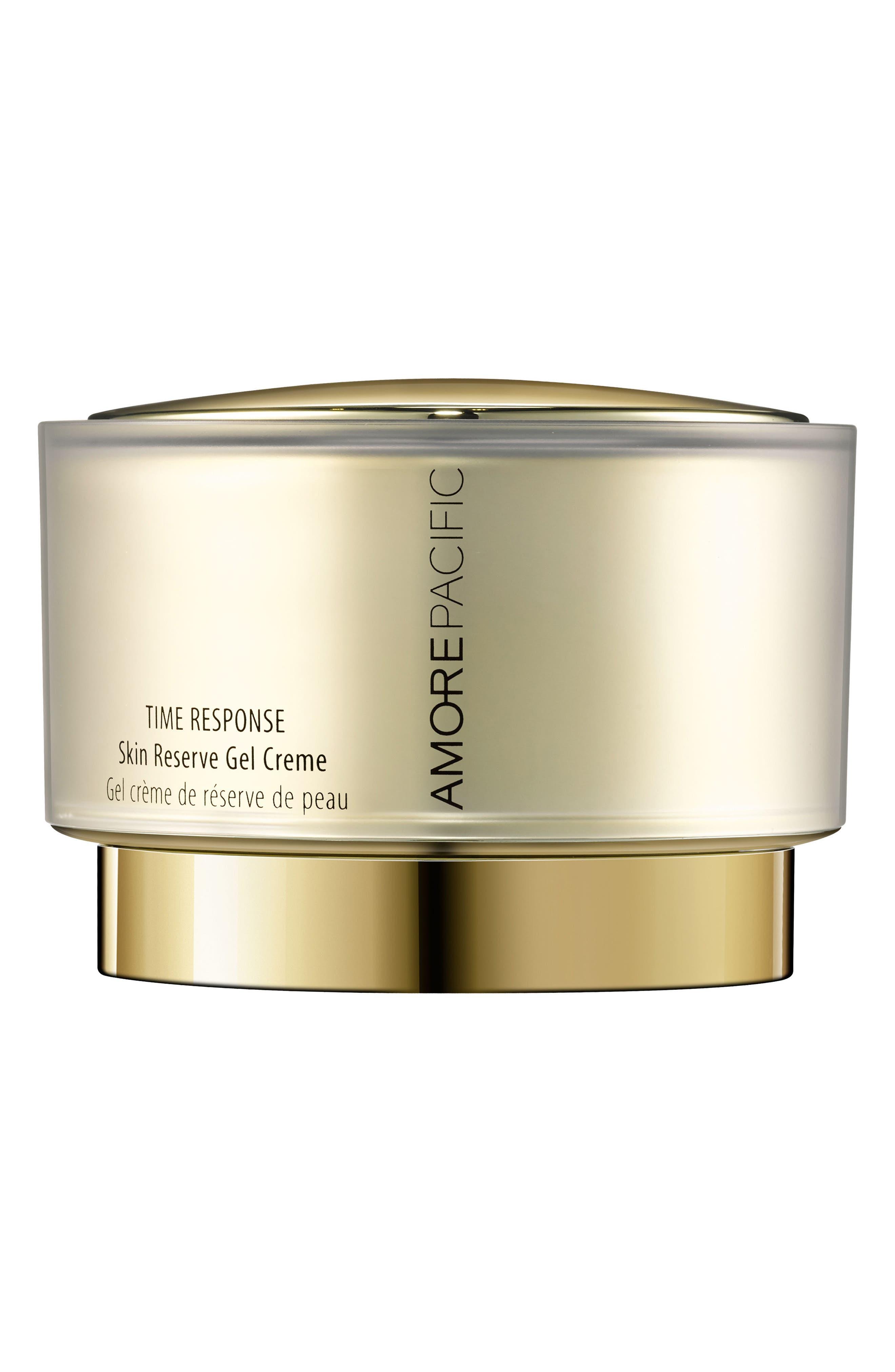 Time Response Skin Reserve Gel Crème,                         Main,                         color, No Color
