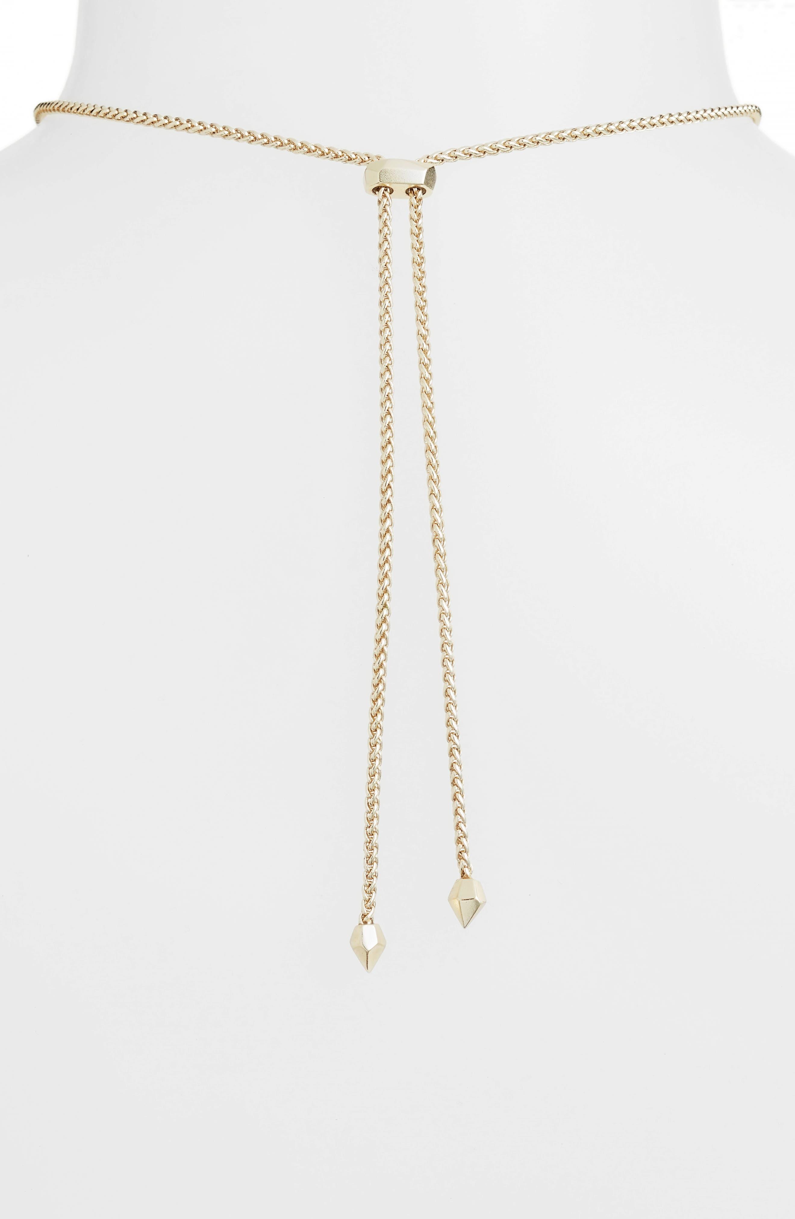 Alternate Image 3  - Kendra Scott Eva Tassel Pendant Necklace