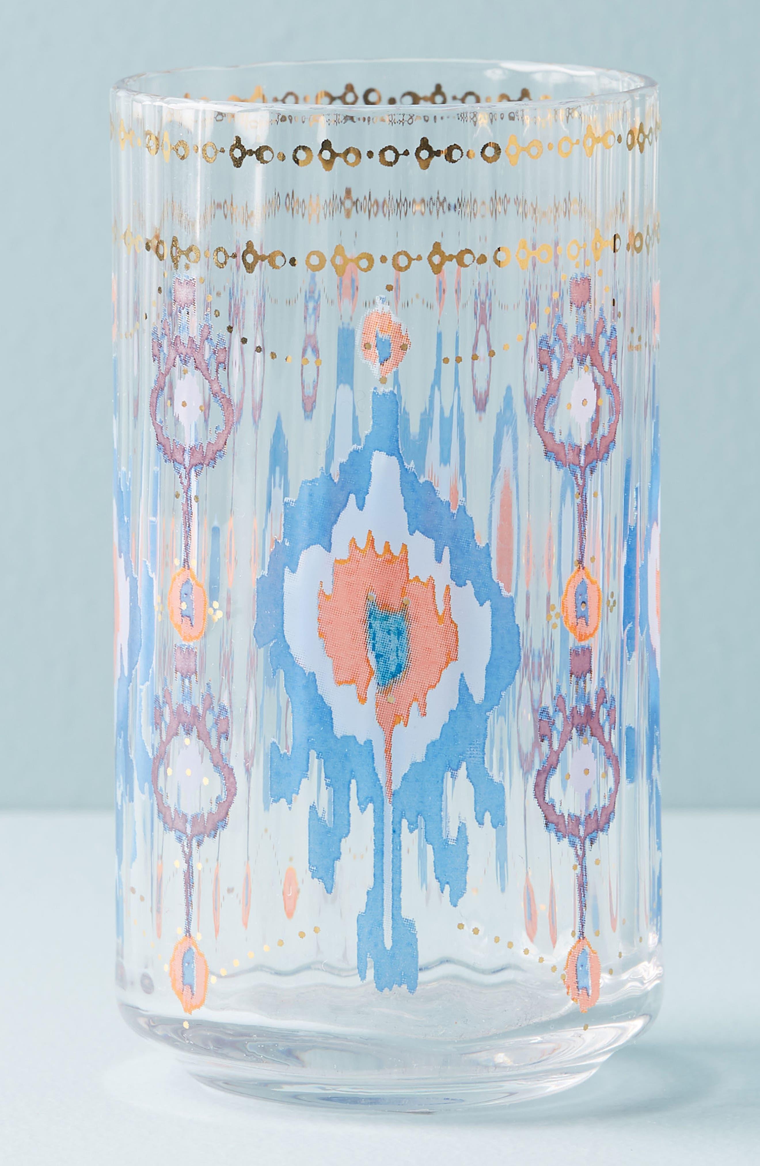 Halden Juice Glass,                             Main thumbnail 1, color,                             Blue