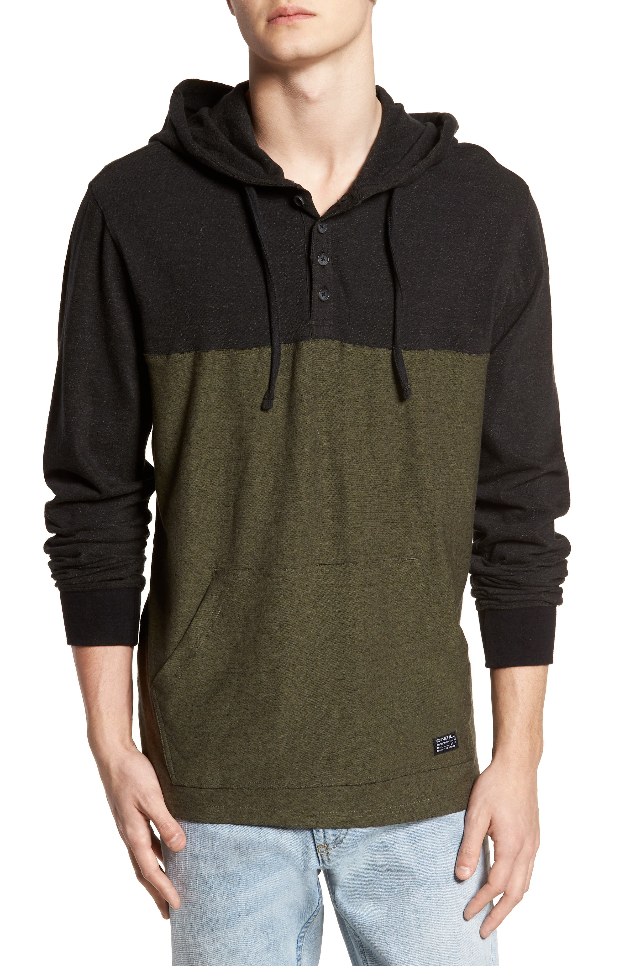 Liev Pullover,                             Main thumbnail 1, color,                             Black