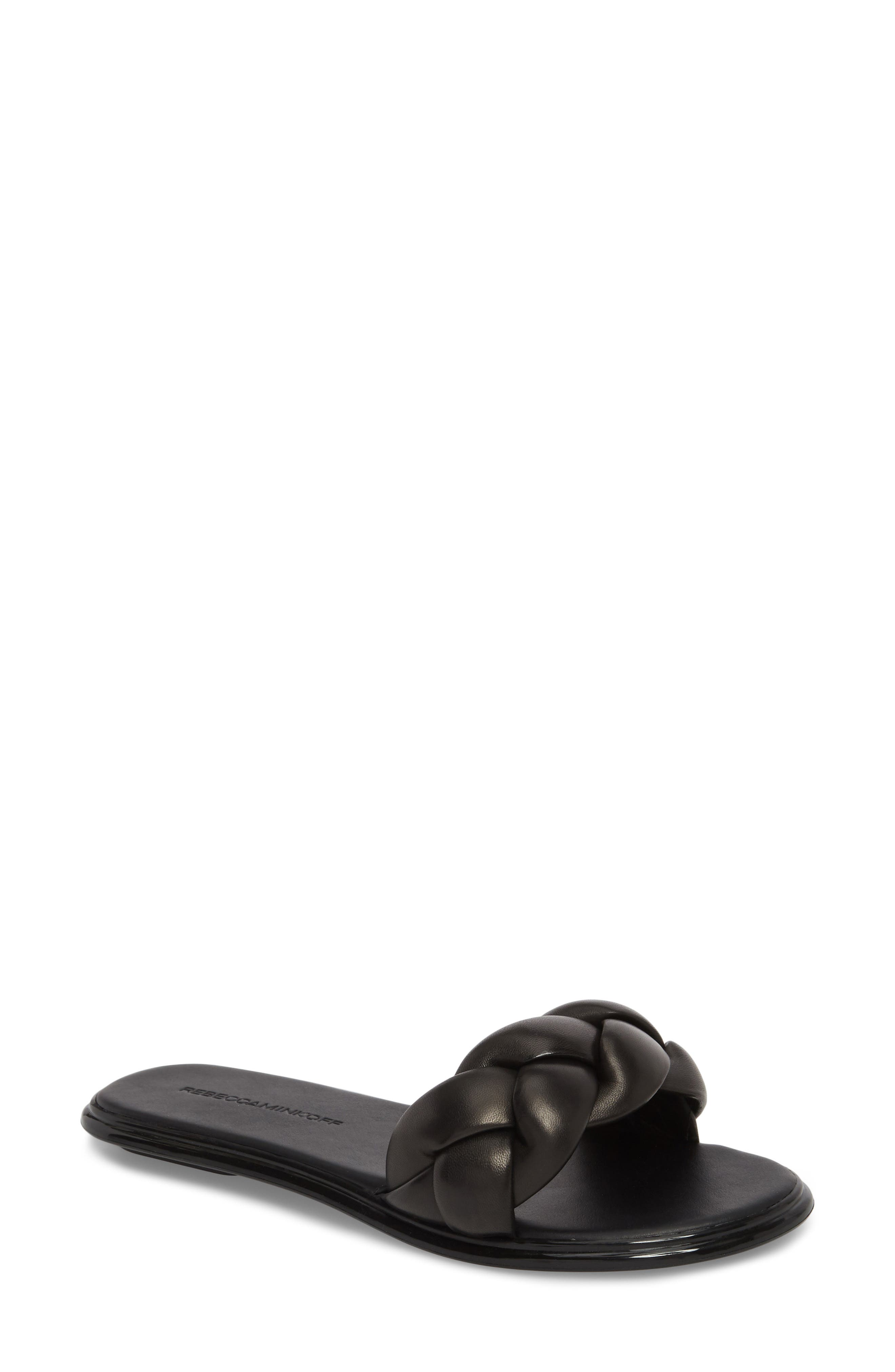Rebecca Minkoff Women's Palma Slide Sandal P80Vxs
