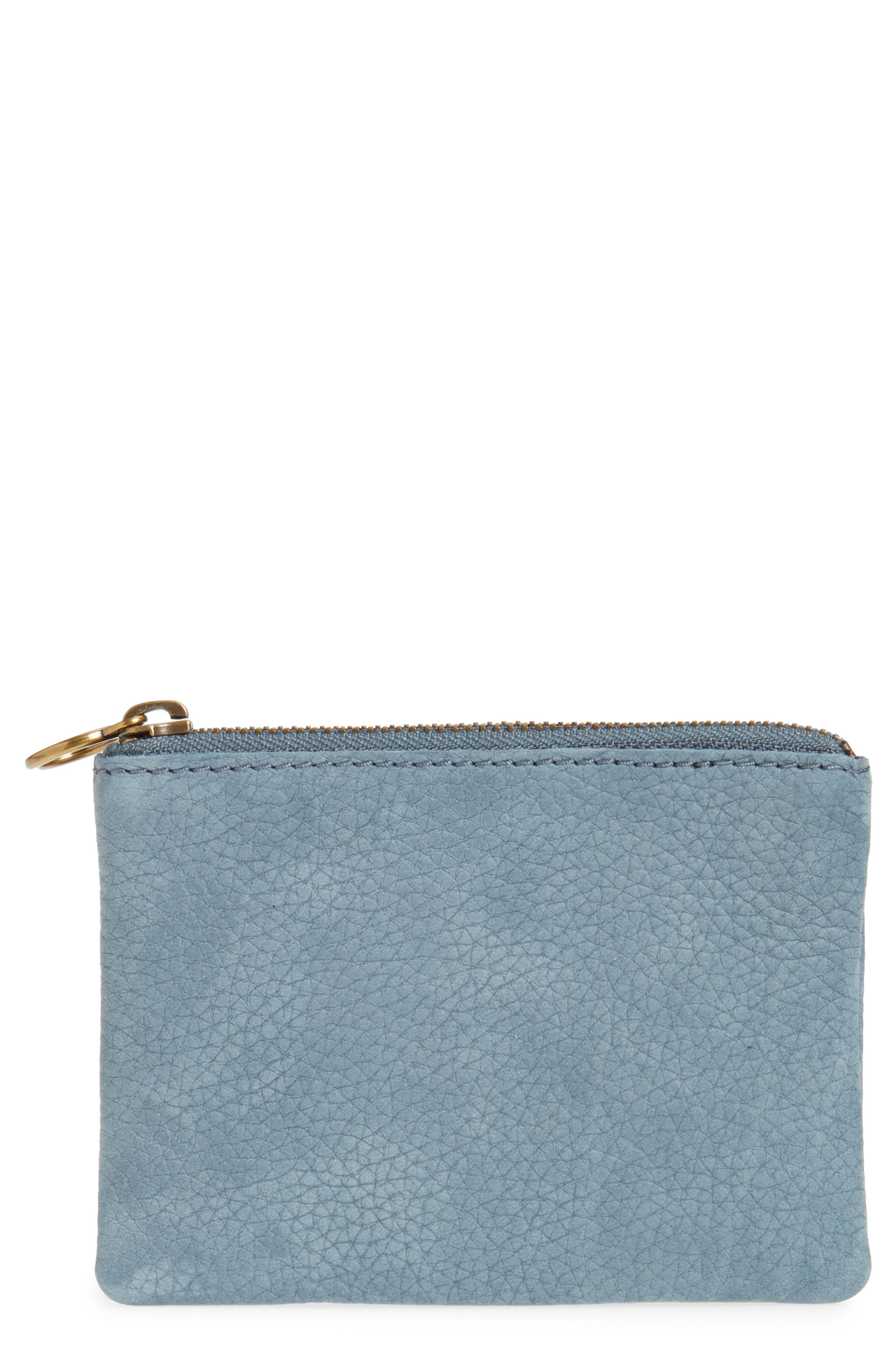 Madewell Nubuck Leather Pouch Wallet