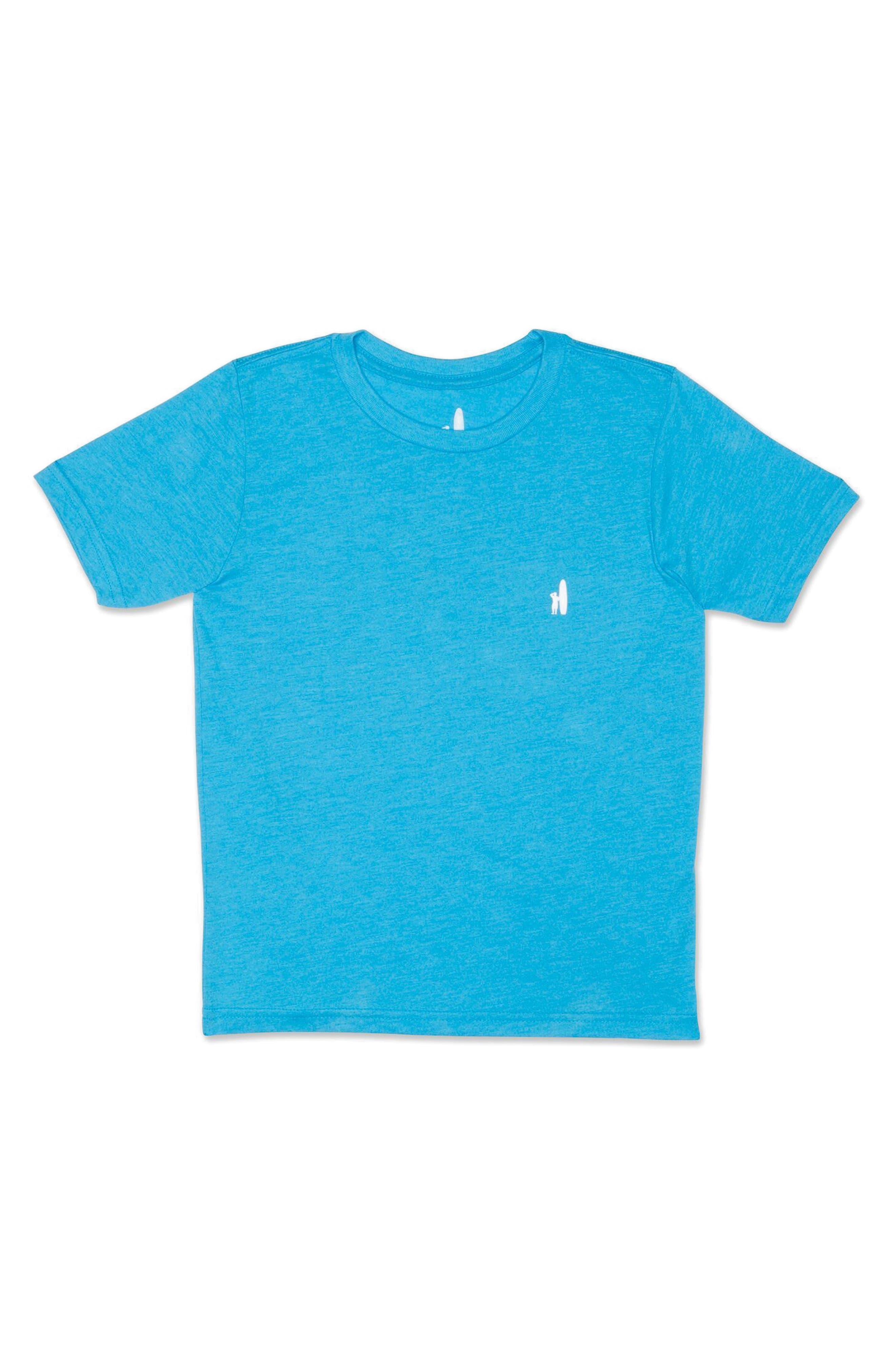 Vance T-Shirt,                         Main,                         color, Cayman