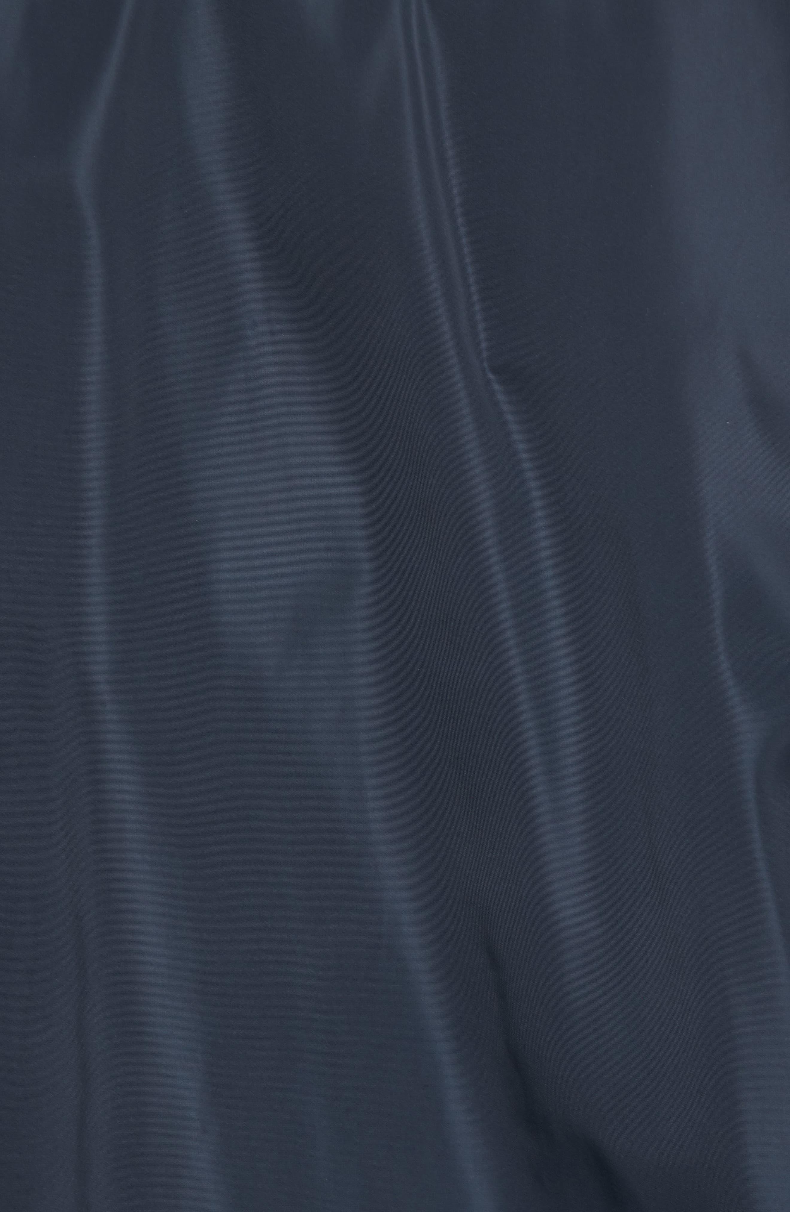 Classic Fit Track Jacket,                             Alternate thumbnail 5, color,                             Dark Blue