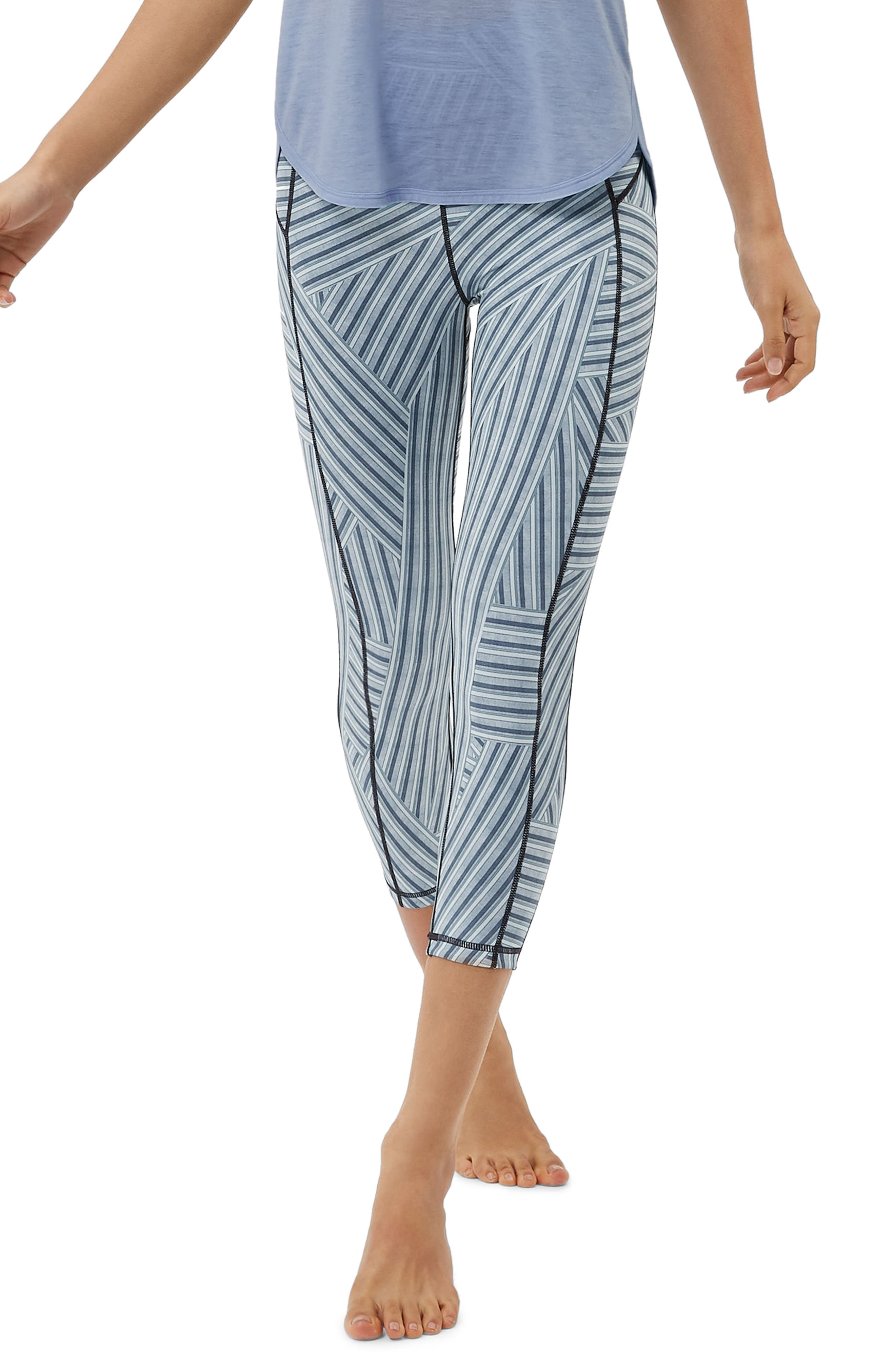 Double Duty Reversible Crop Leggings by Sweaty Betty