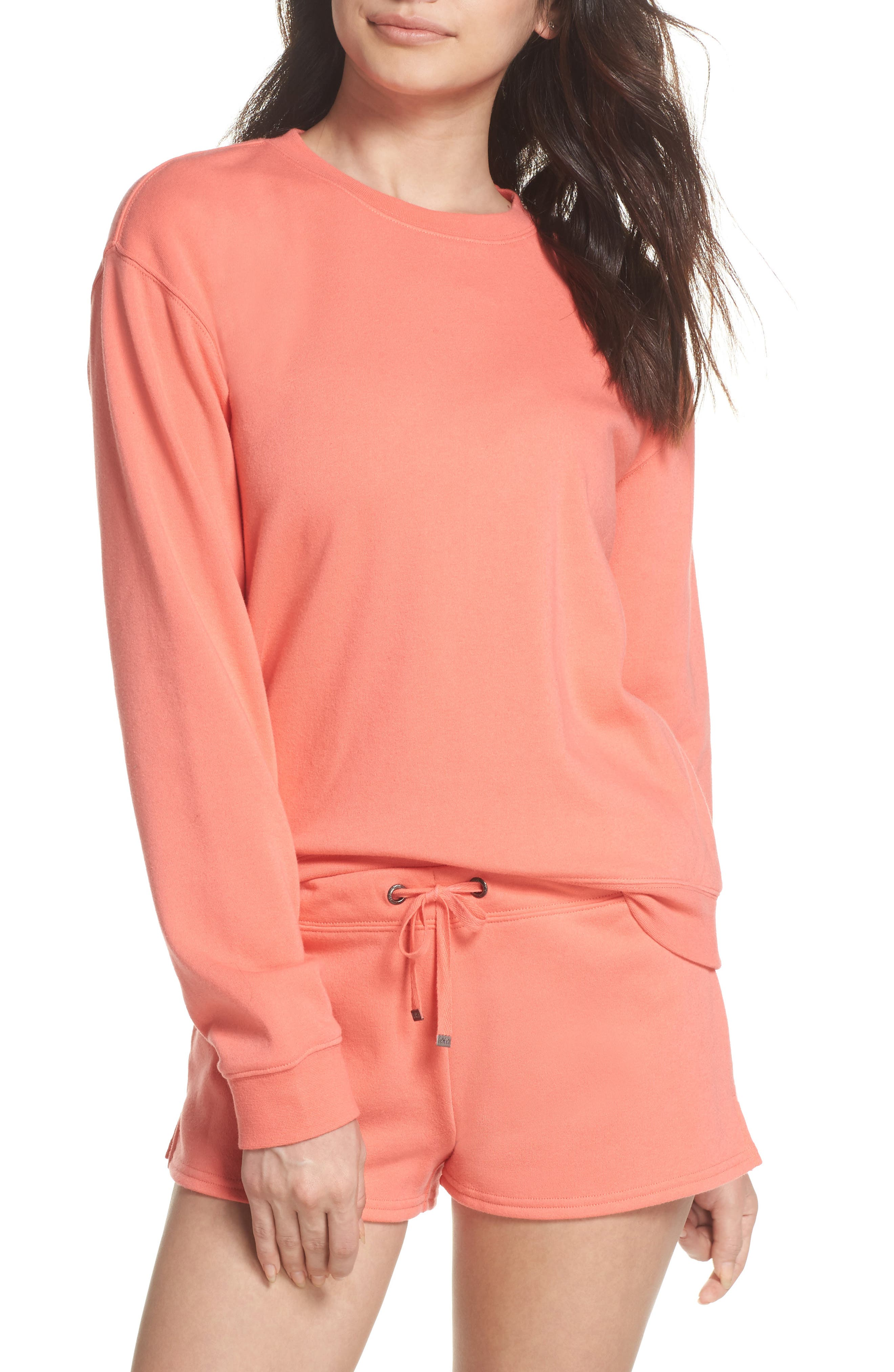 Make + Model Take It Easy Lounge Sweatshirt
