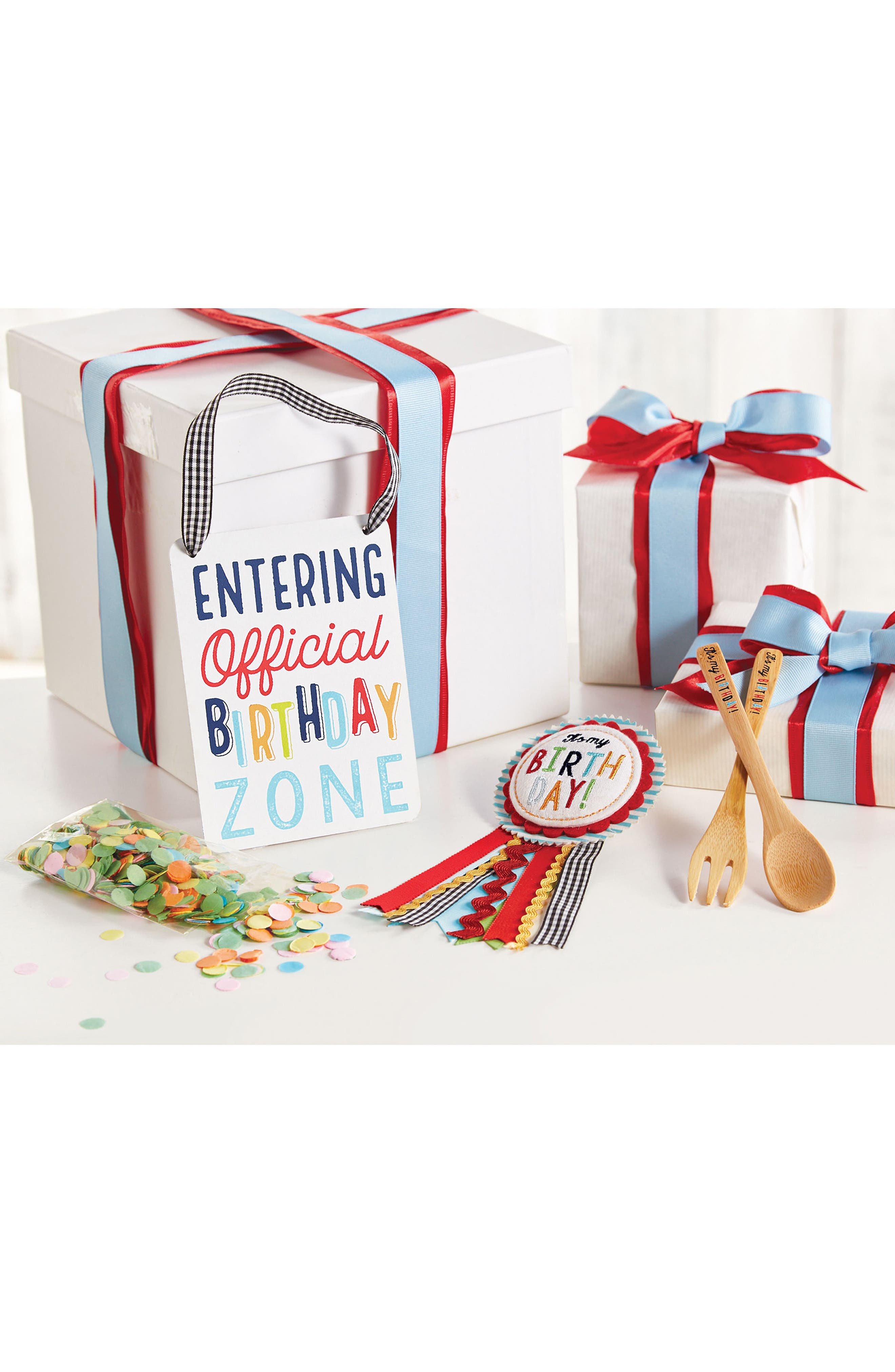 Birthday Surprise Kit,                             Alternate thumbnail 2, color,                             Multi