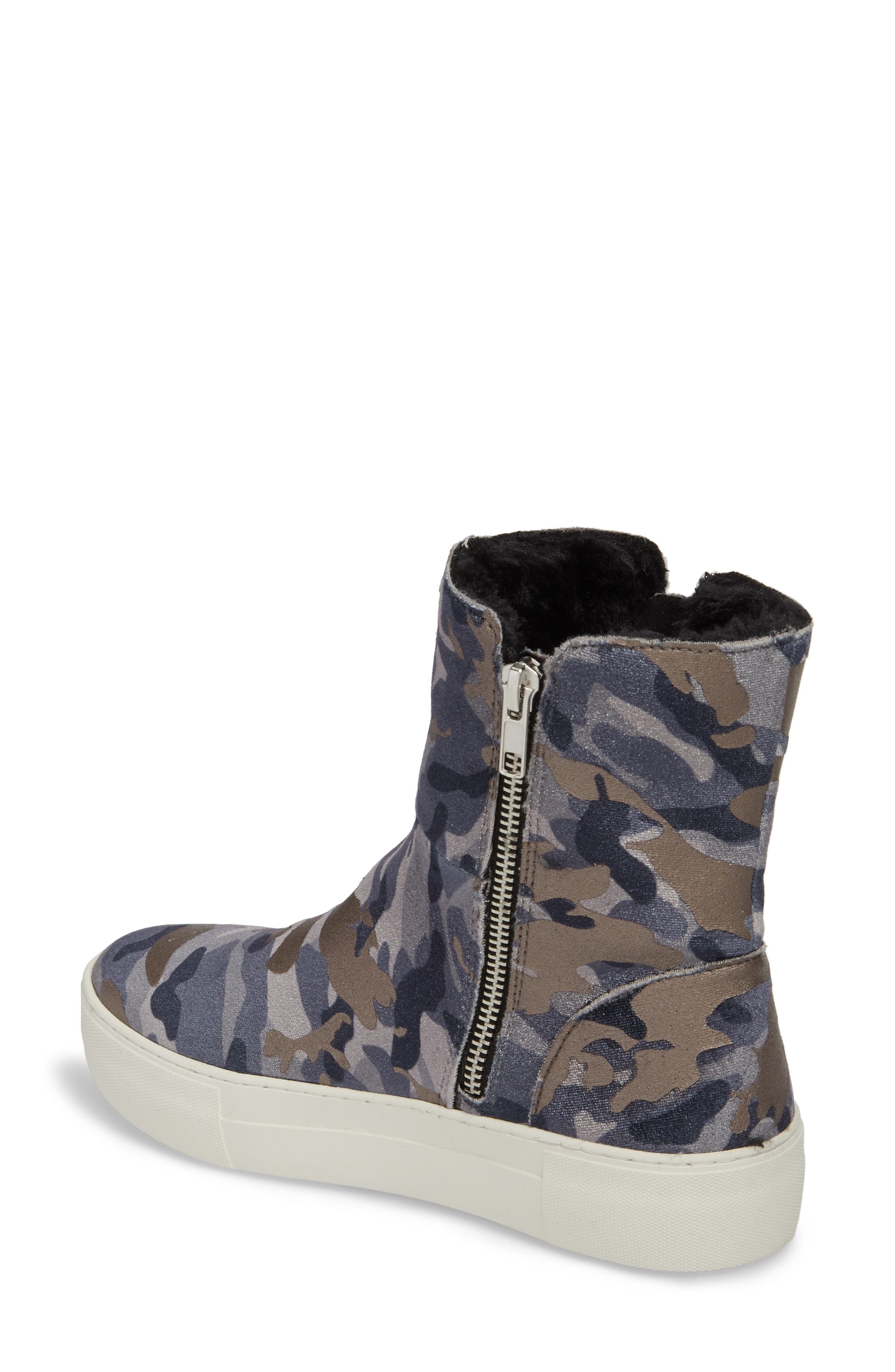 Garrson Sneaker Boot,                             Alternate thumbnail 2, color,                             Camouflage