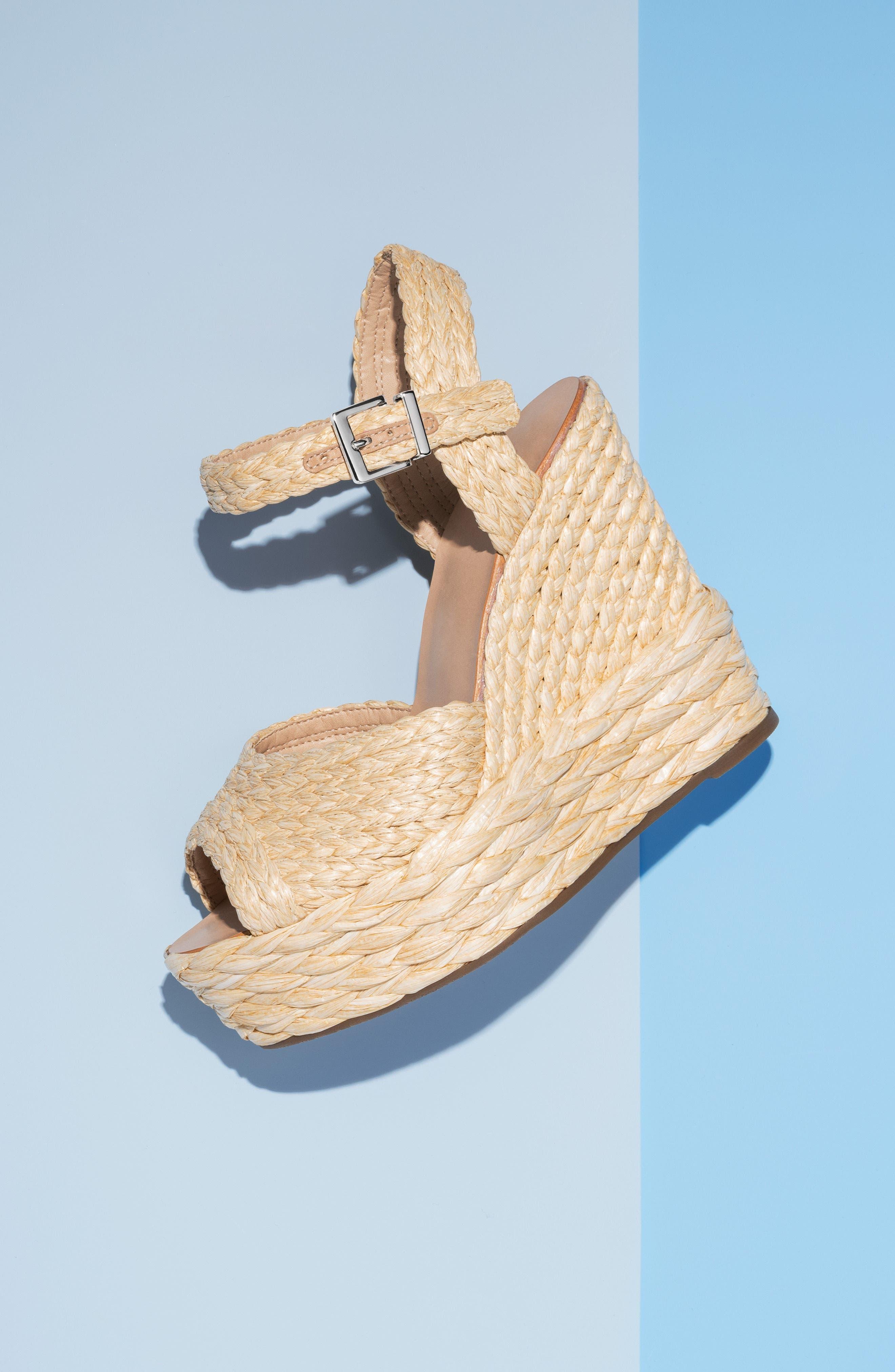 Alternate Image 2  - Schutz Belatrix Platform Wedge Sandal (Women)