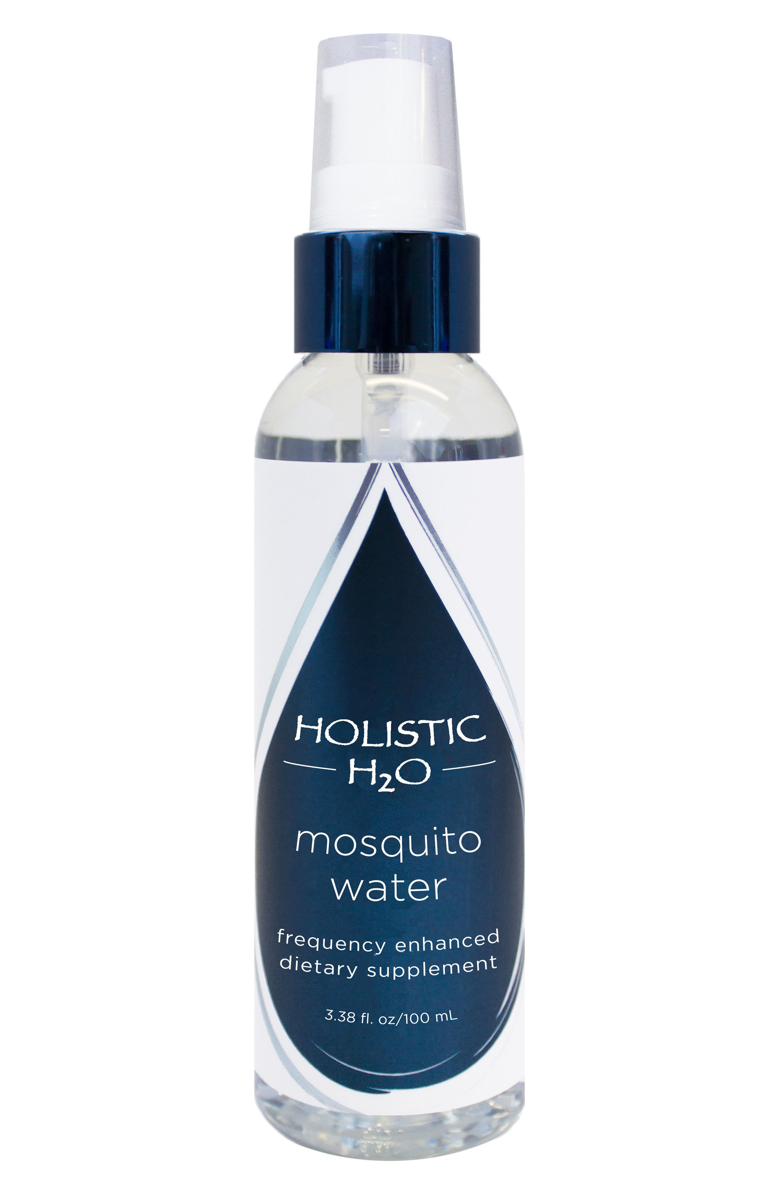 Holistic H20 Mosquito Water Frequency Enhanced Dietary Supplement