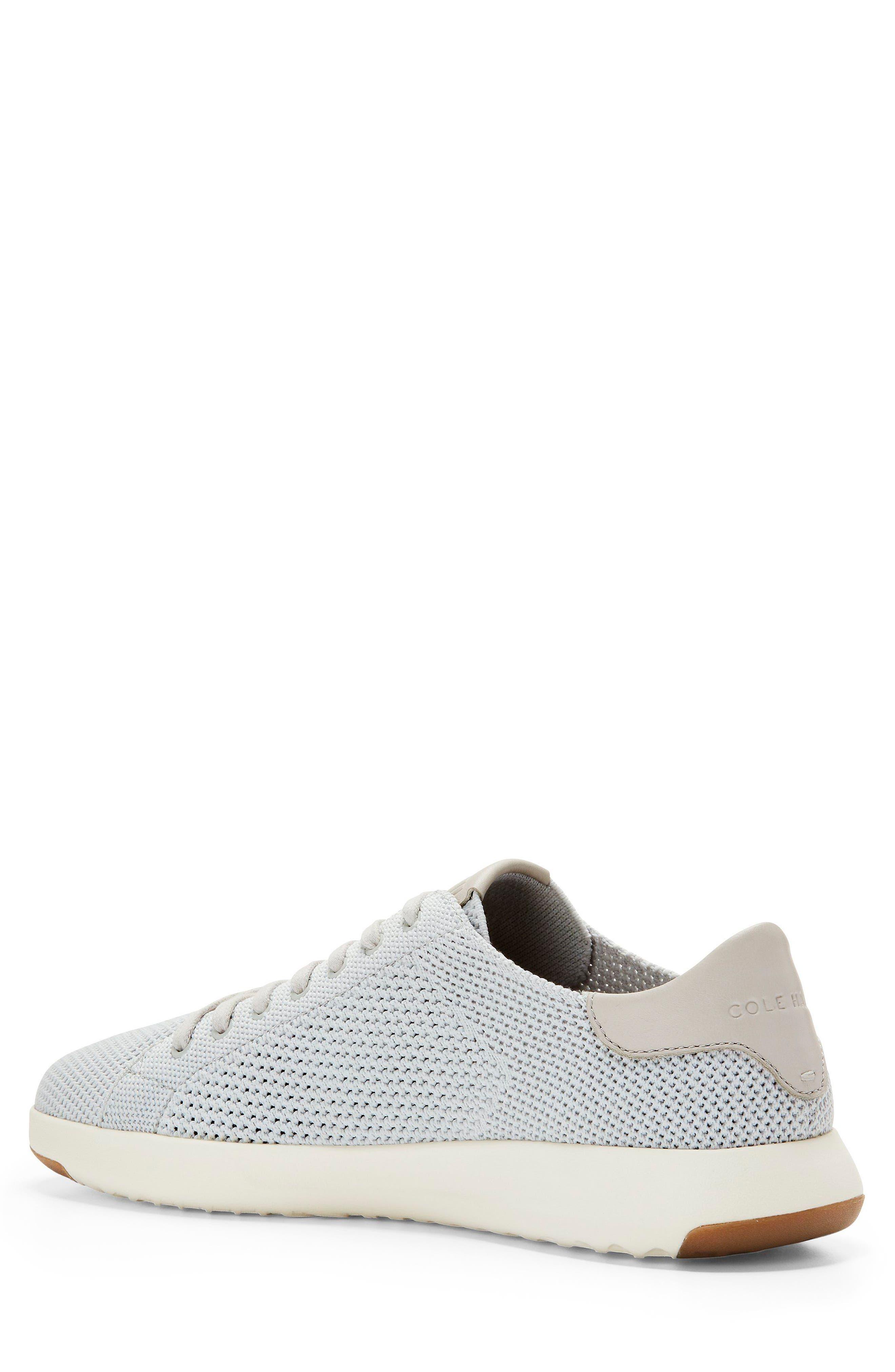GrandPro Tennis Stitchlite Sneaker,                             Alternate thumbnail 2, color,                             Vapor Gray/ Optic White
