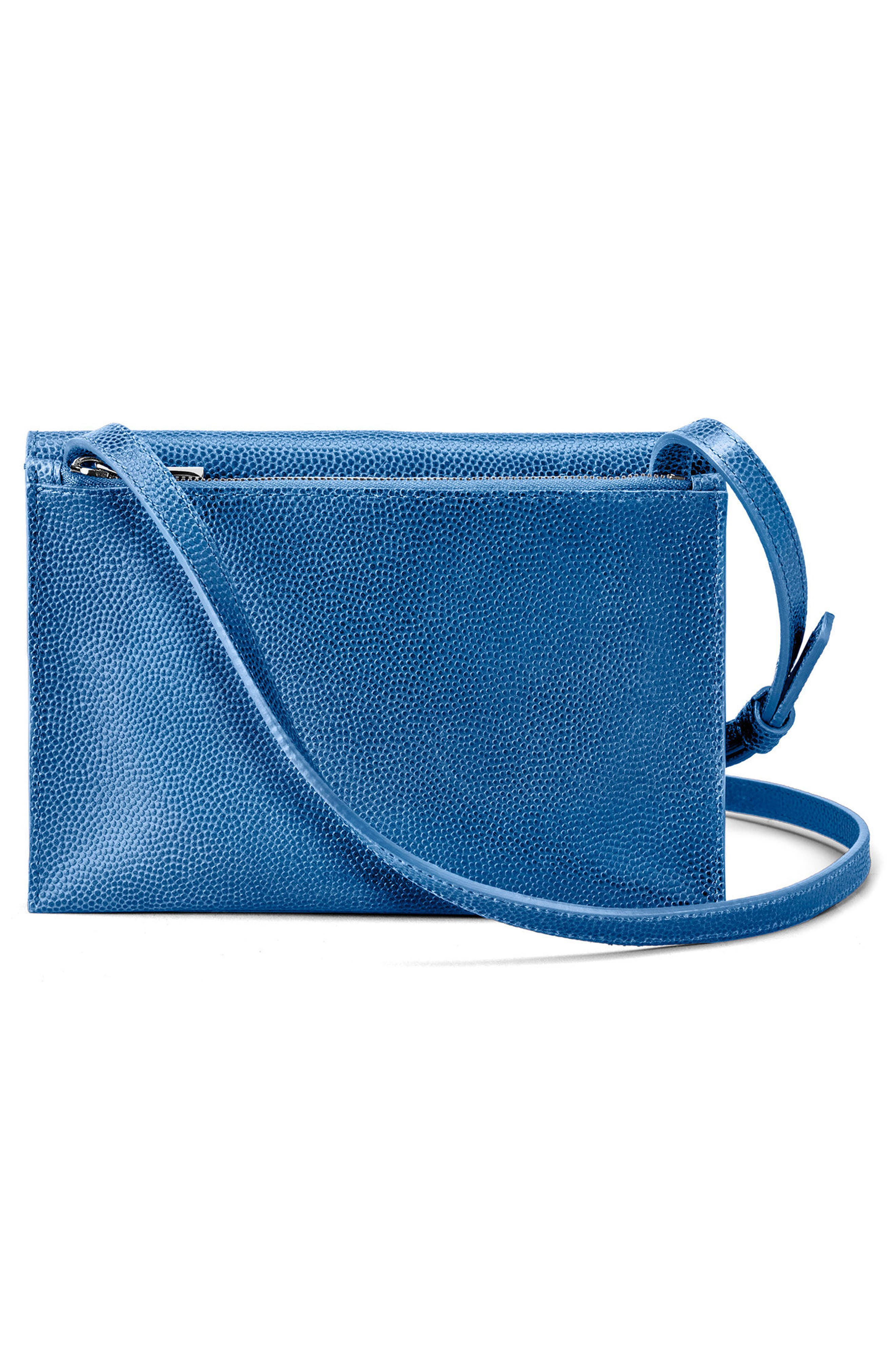 Alternate Image 2  - Shinola Leather Crossbody Bag