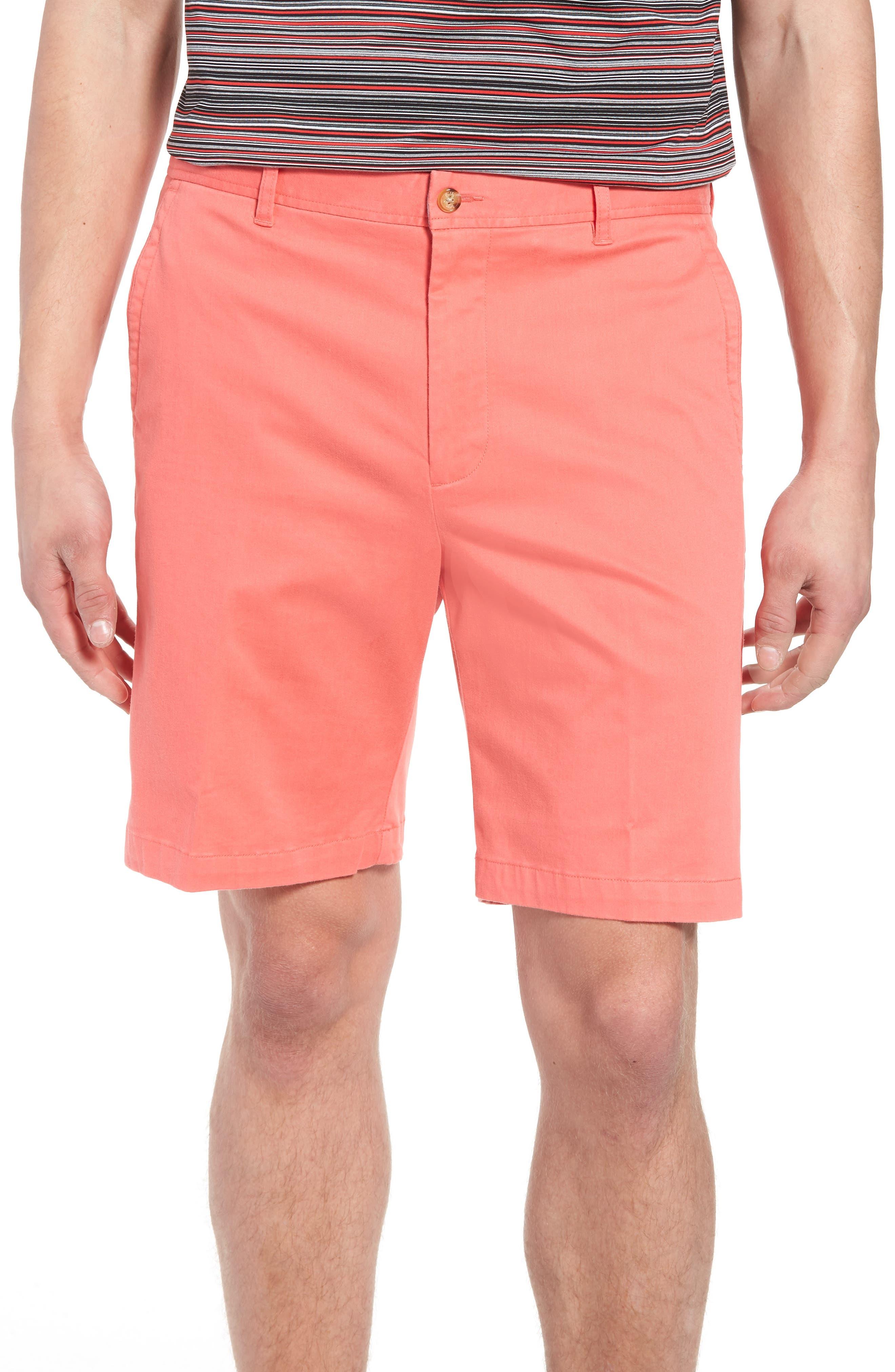 Bobby Jones St. Charles Stretch Twill Shorts