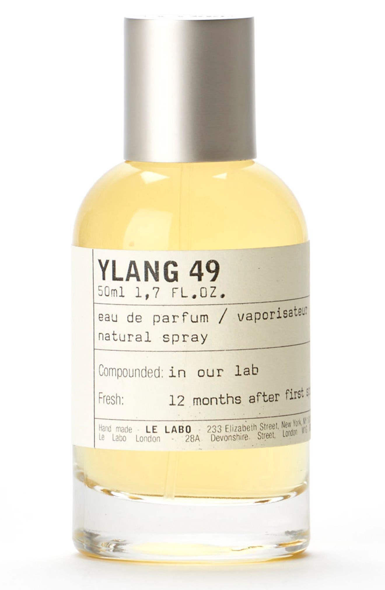 'Ylang 49' Eau de Parfum,                             Alternate thumbnail 2, color,                             No Color