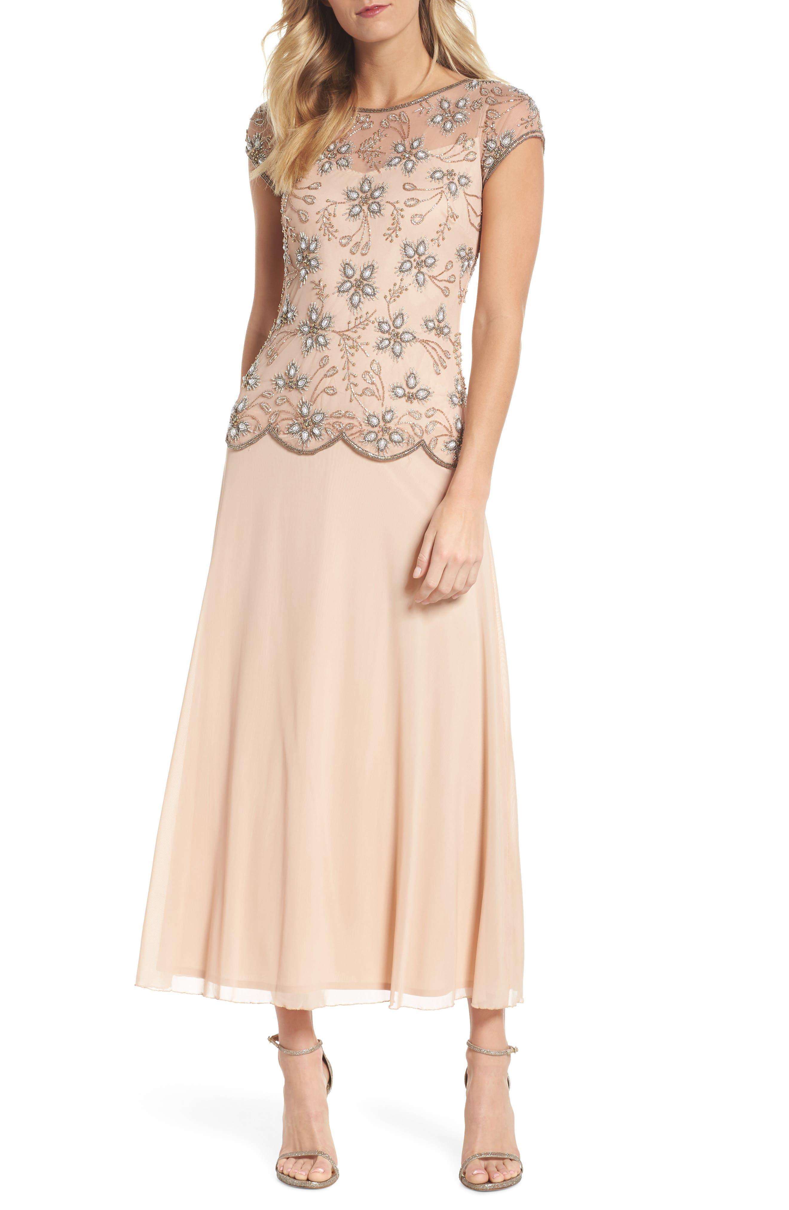 Nordstrom Mother of Bride Gown