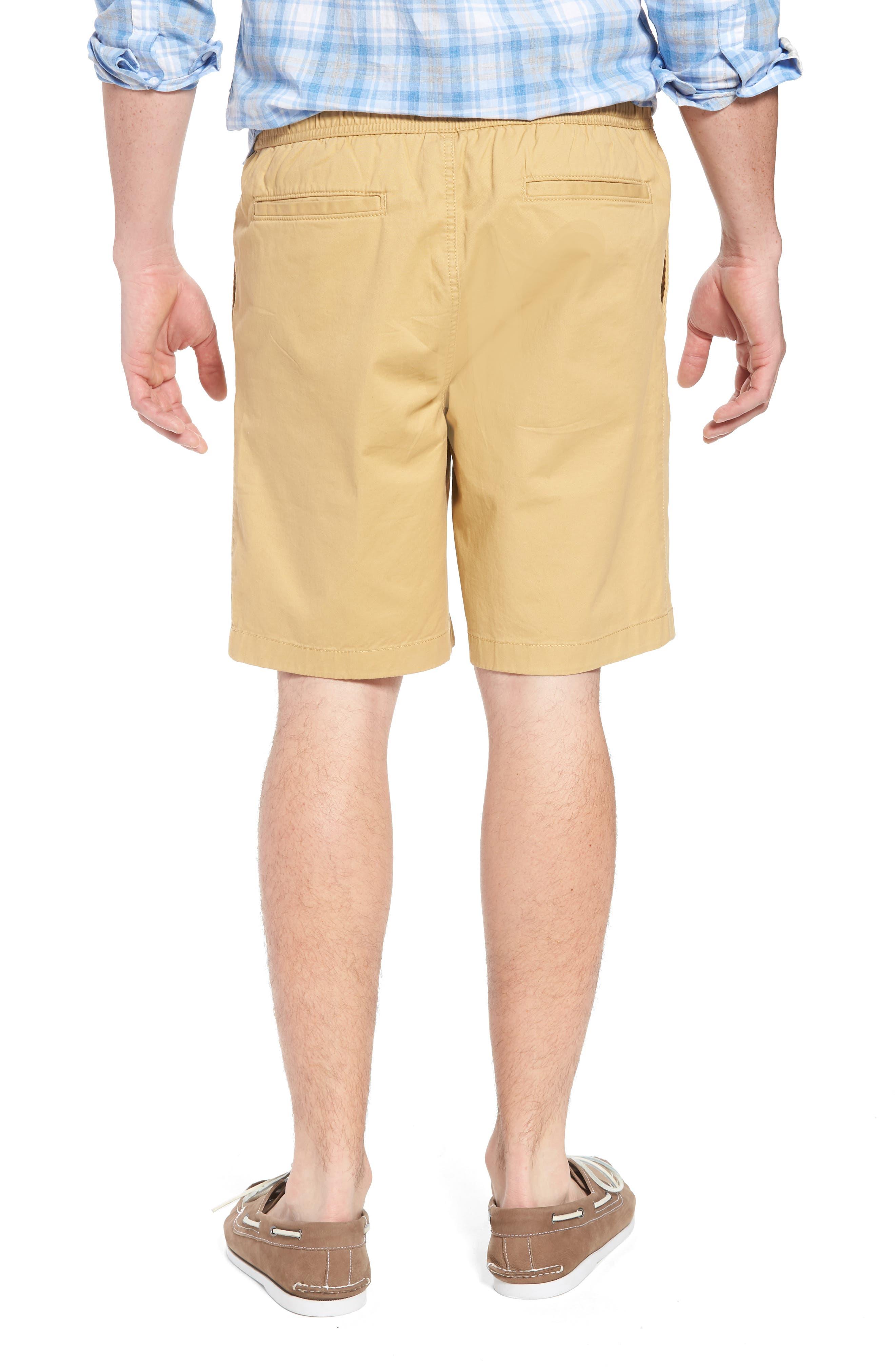 Ballard Slim Fit Shorts,                             Alternate thumbnail 2, color,                             Tan Lark