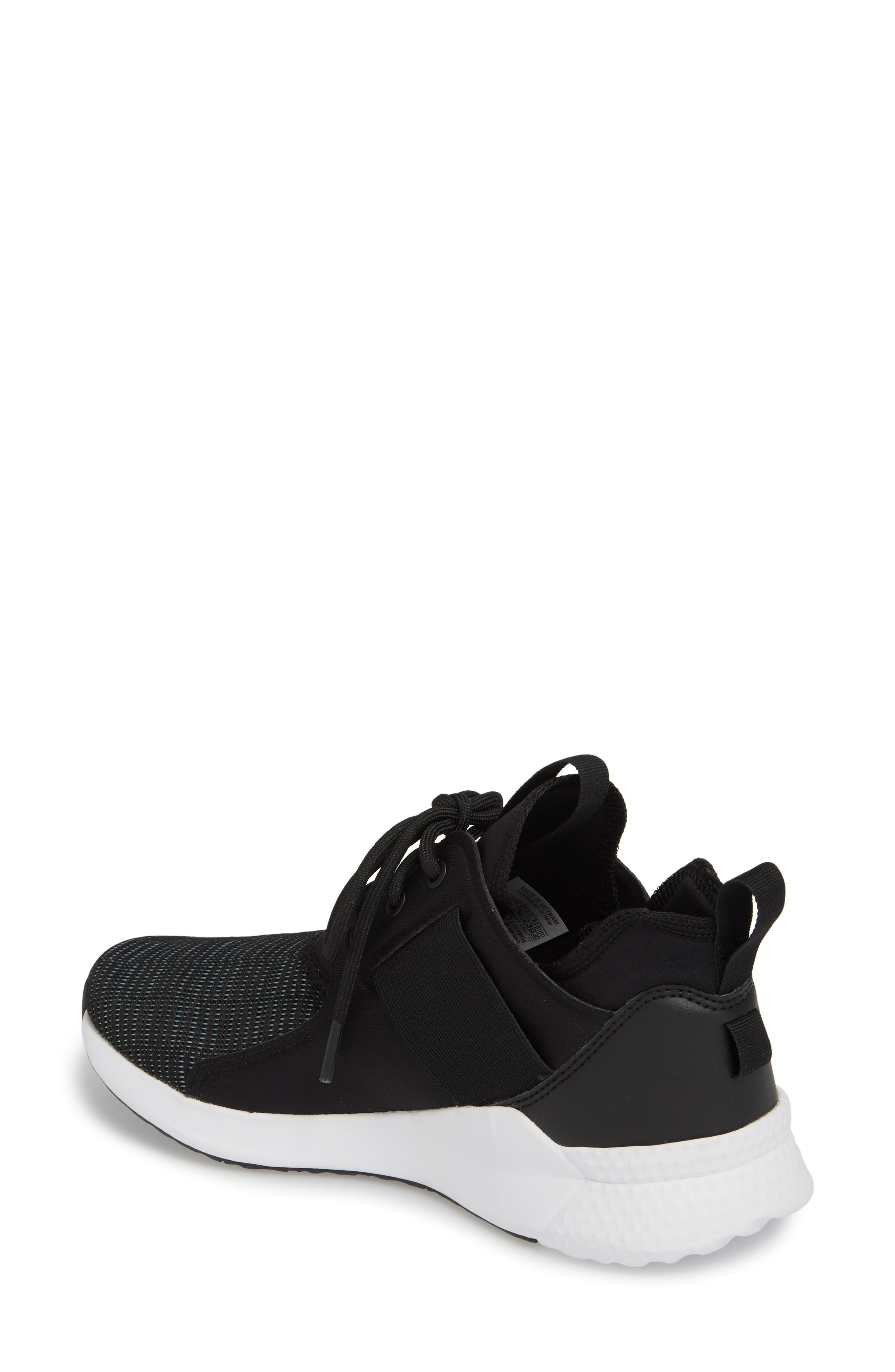 Guresu 1.0 High Top Sneaker,                             Alternate thumbnail 2, color,                             Black/ White