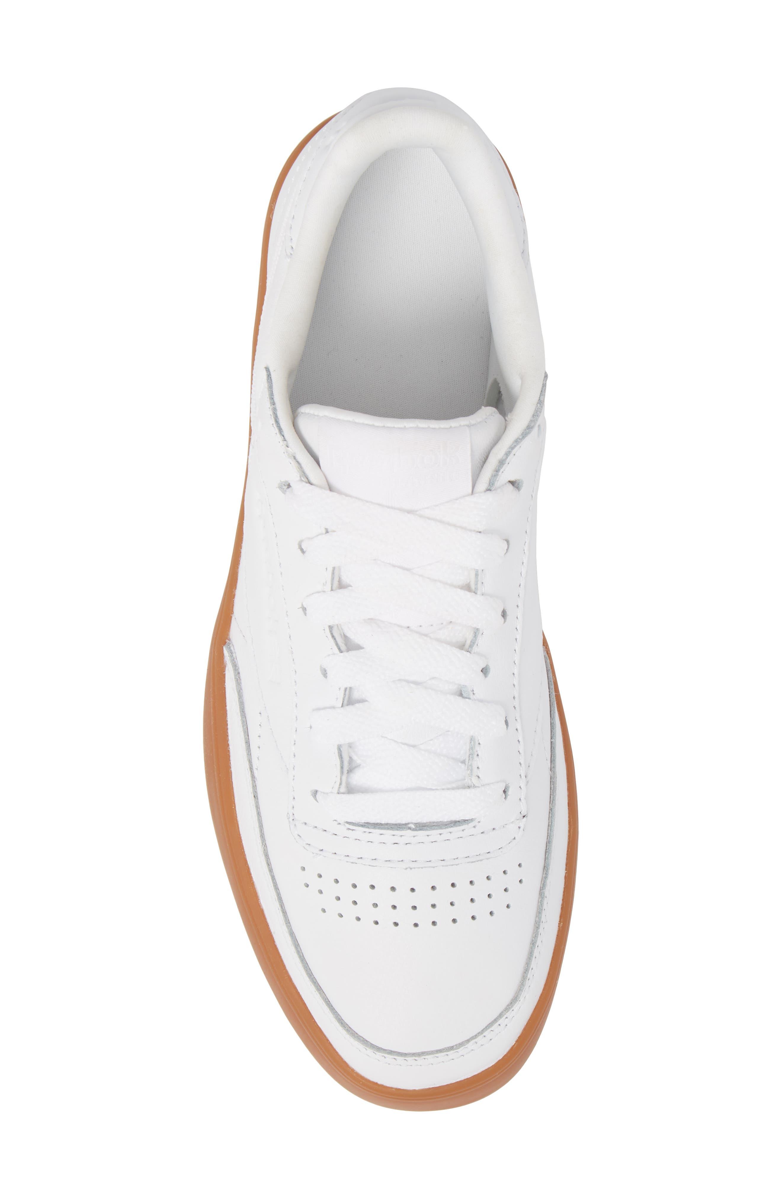 Alternate Image 5  - Reebok Club C 85 Sneaker (Women)