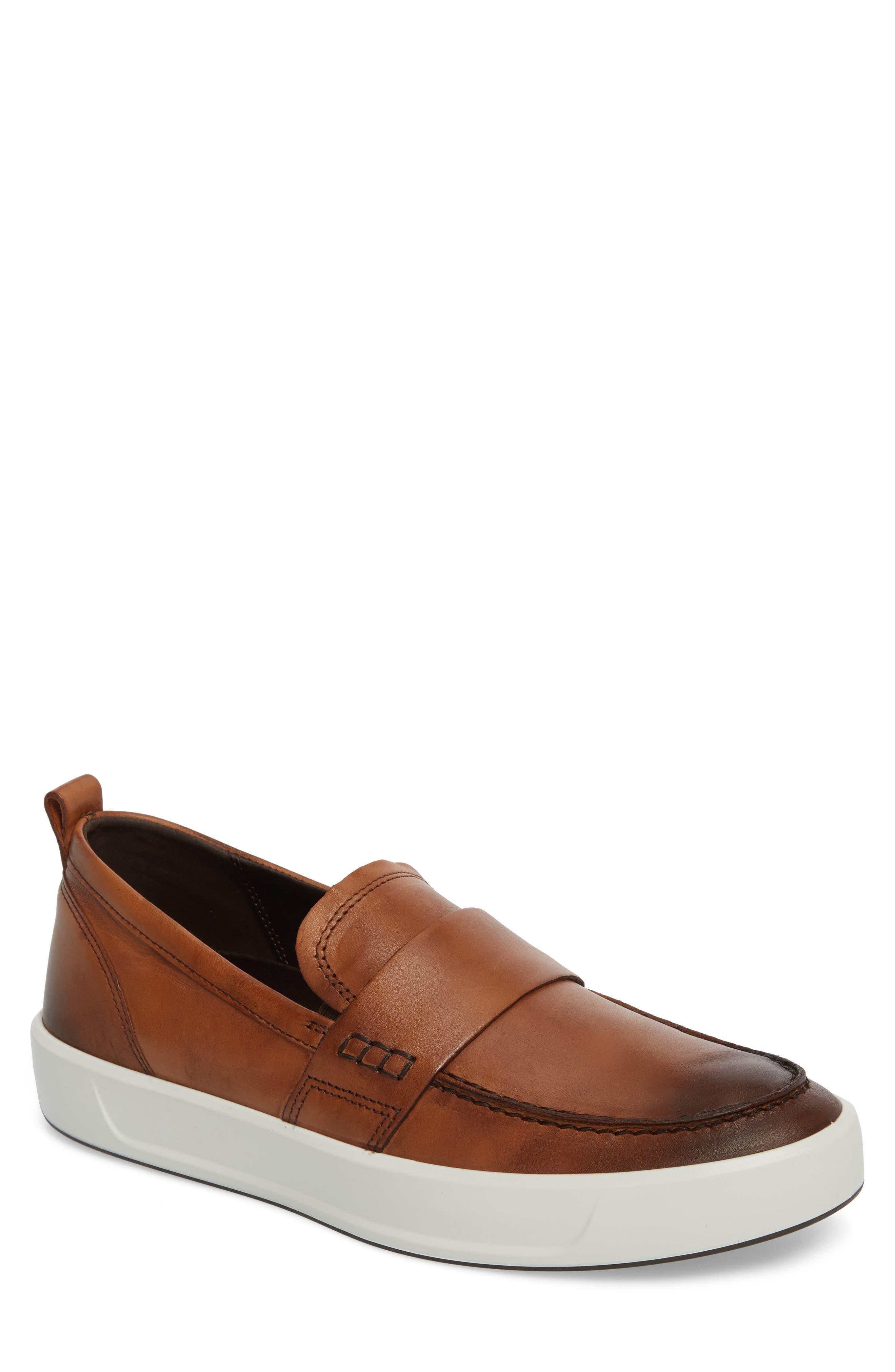 Soft 8 Slip-On,                         Main,                         color, Lion Leather