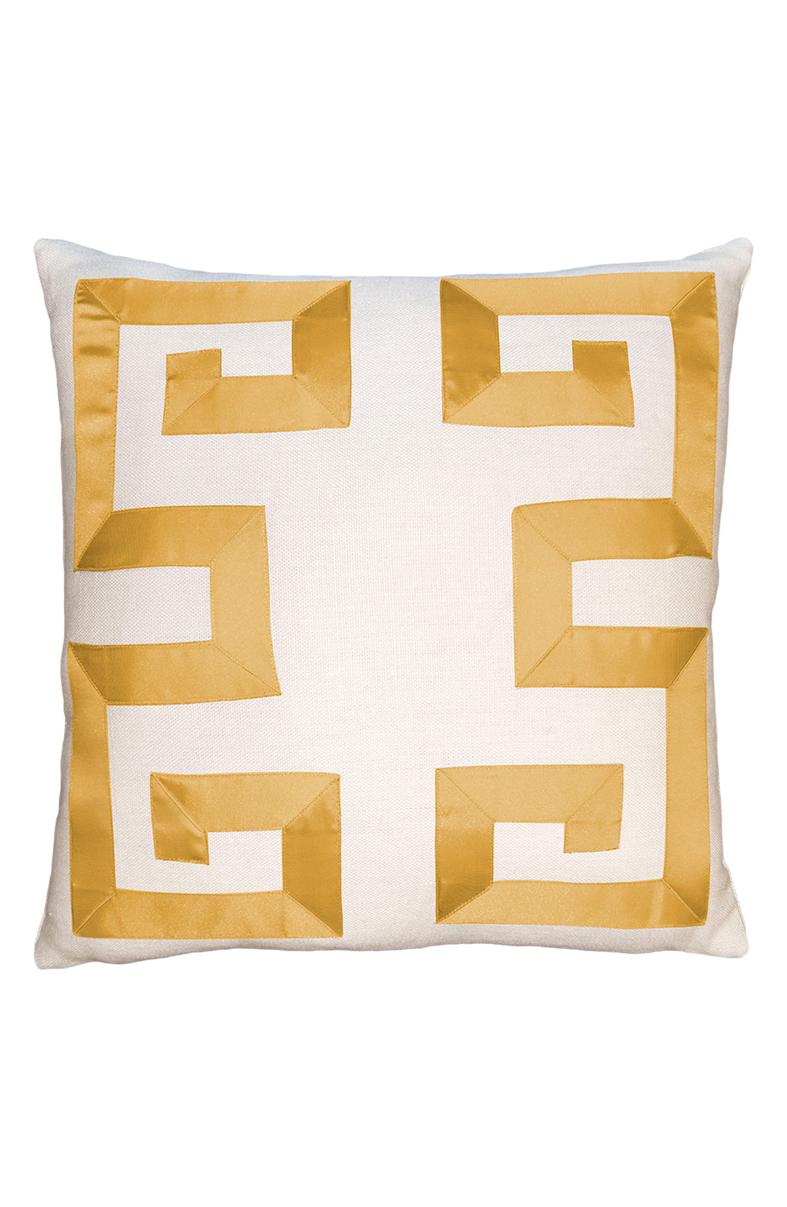 Square Feathers Empire Birch Accent Pillow
