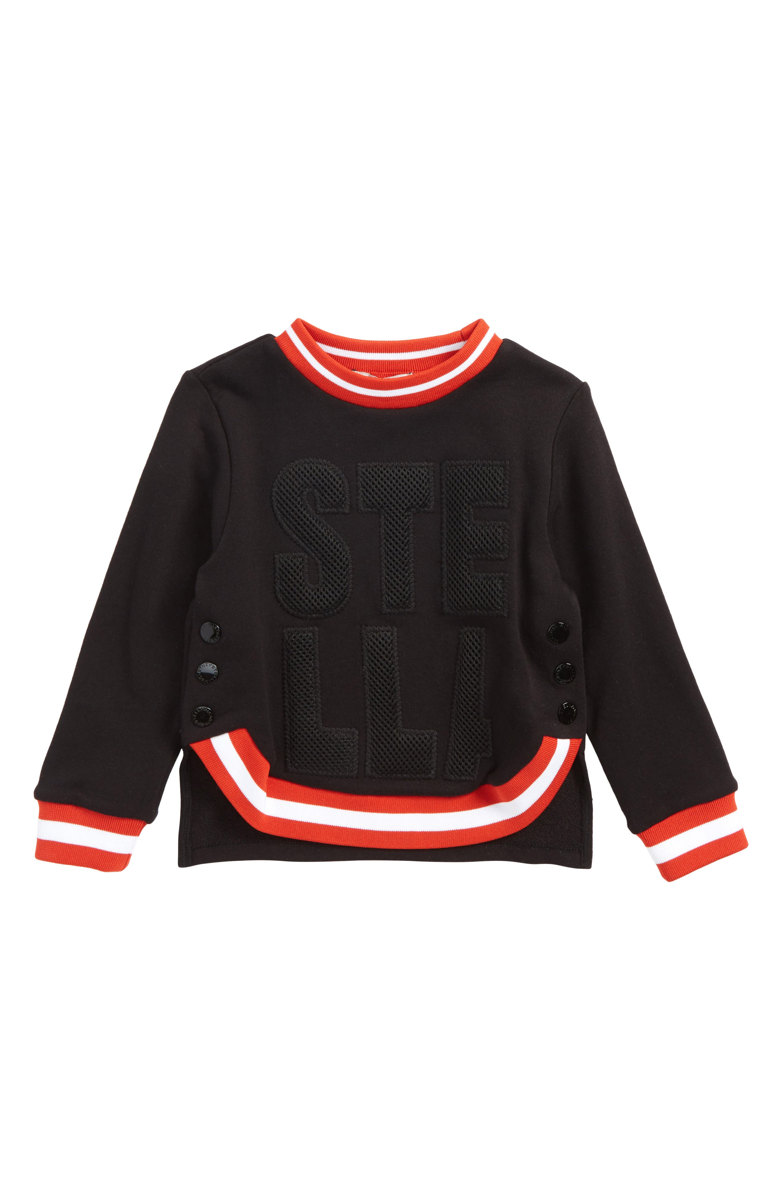 Stella McCartney Daya Sweatshirt (Toddler Girls, Little Girls & Big Girls)