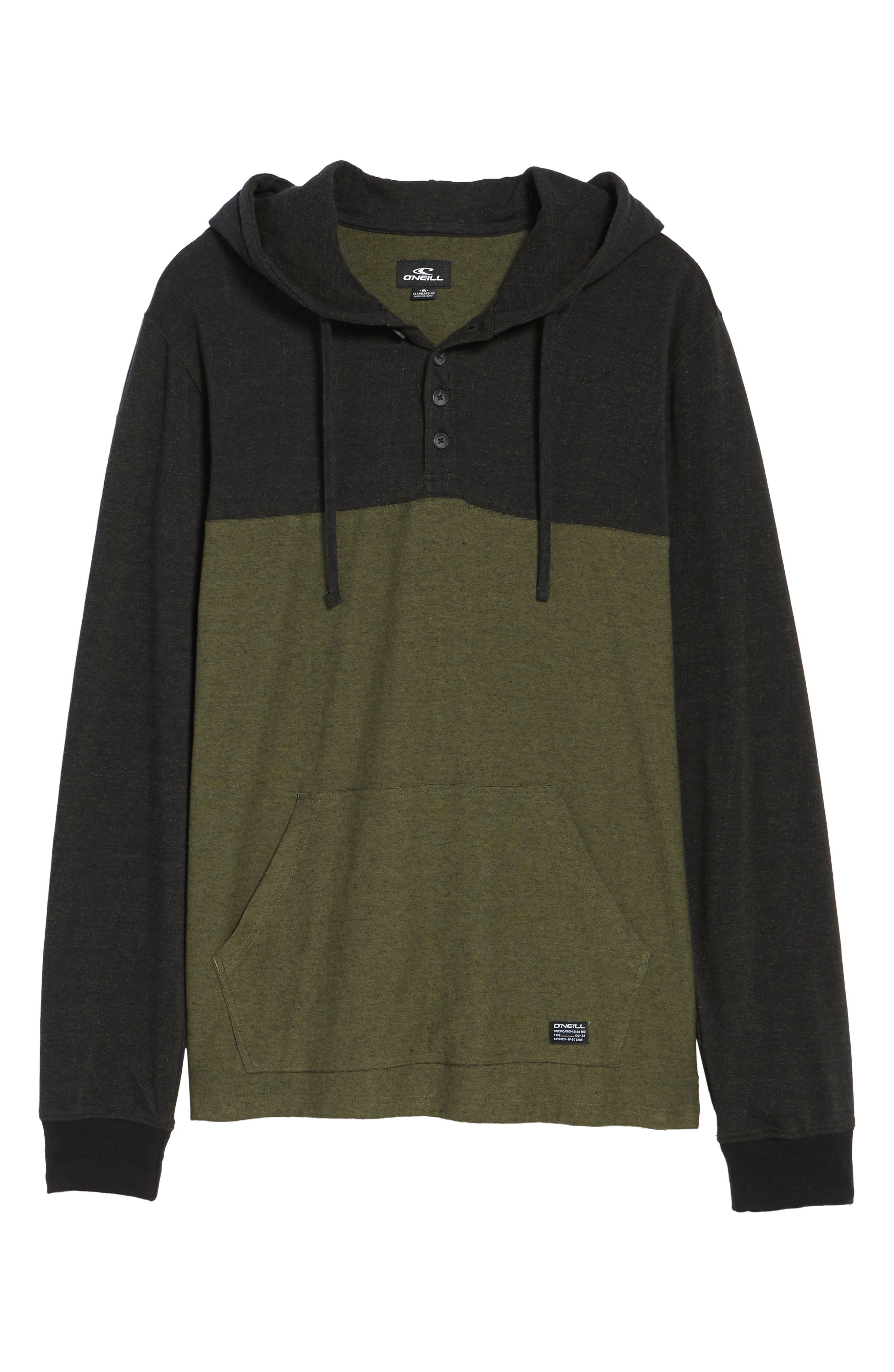 Liev Pullover,                             Alternate thumbnail 6, color,                             Black