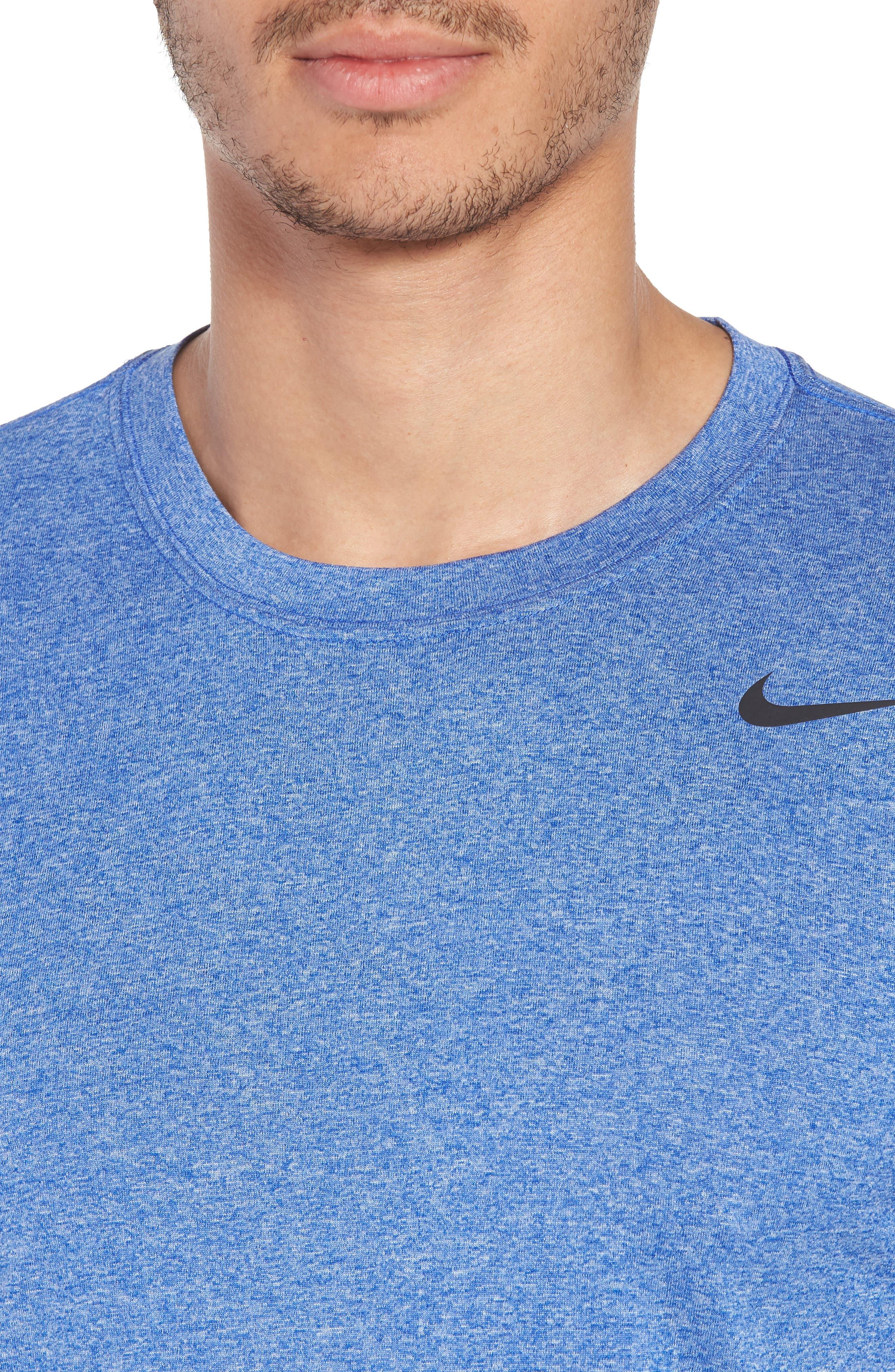 Alternate Image 4  - Nike 'Legend 2.0' Dri-FIT Training T-Shirt