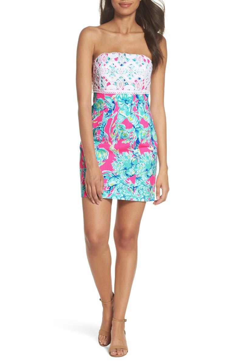 Brynn Strapless Dress