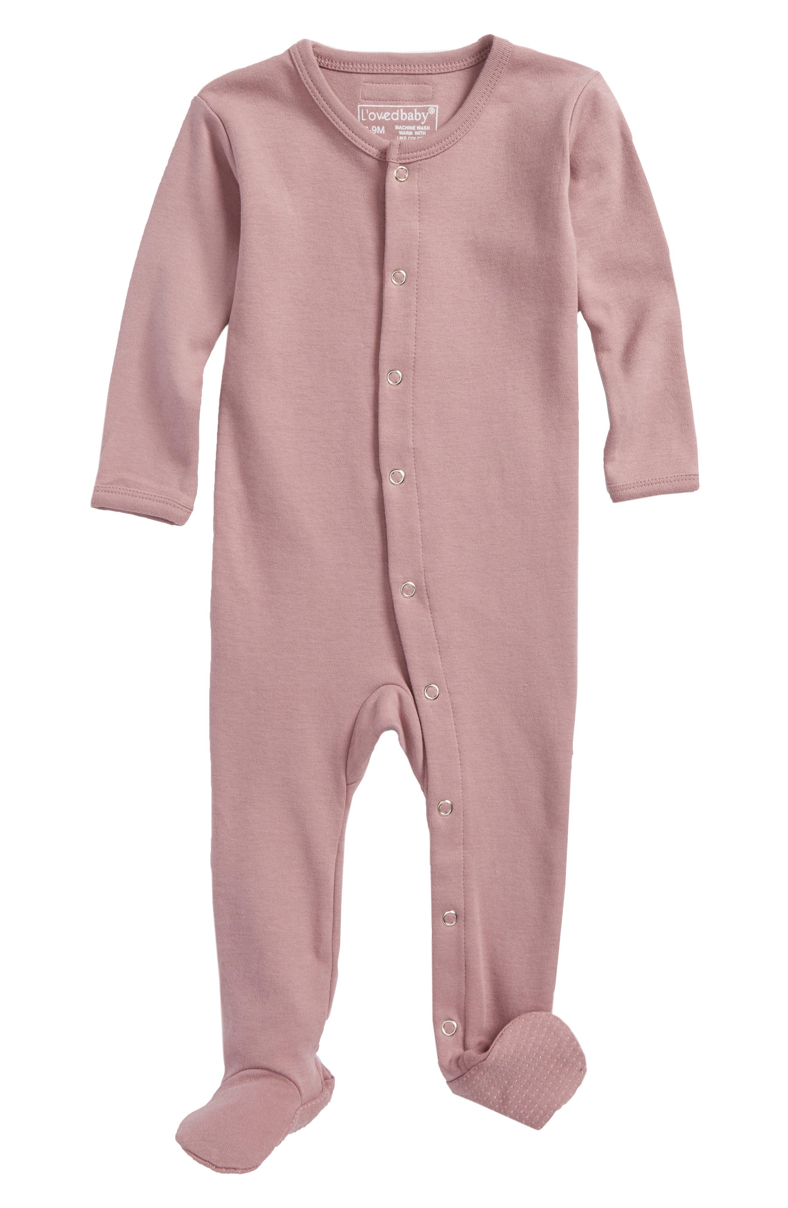 Baby Girls Purple Clothing Dresses Bodysuits & Footies