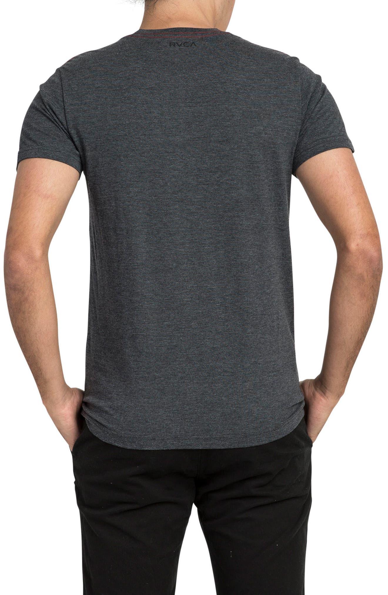 Co Brand Logo Graphic T-Shirt,                             Alternate thumbnail 2, color,                             Rvca Black