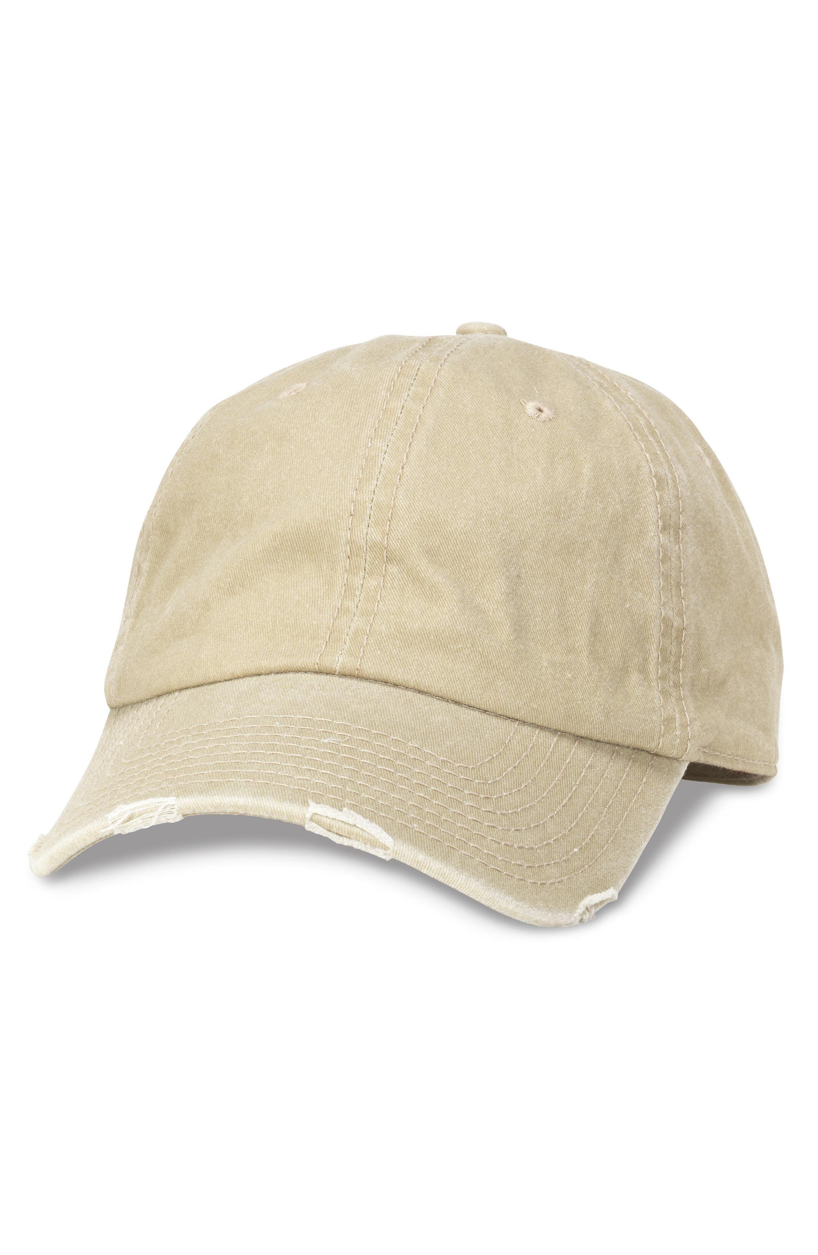 Raglan Legacy Ball Cap,                         Main,                         color, Khaki