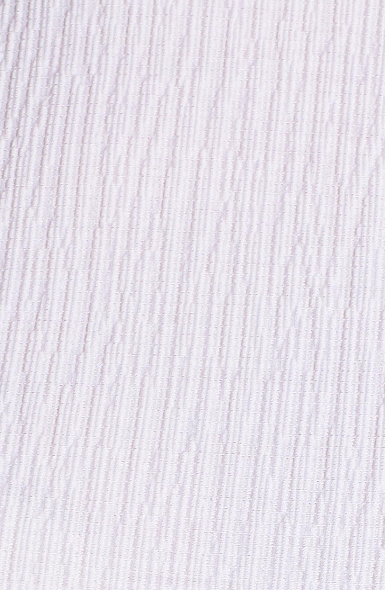 Ruffle Dress,                             Alternate thumbnail 6, color,                             White