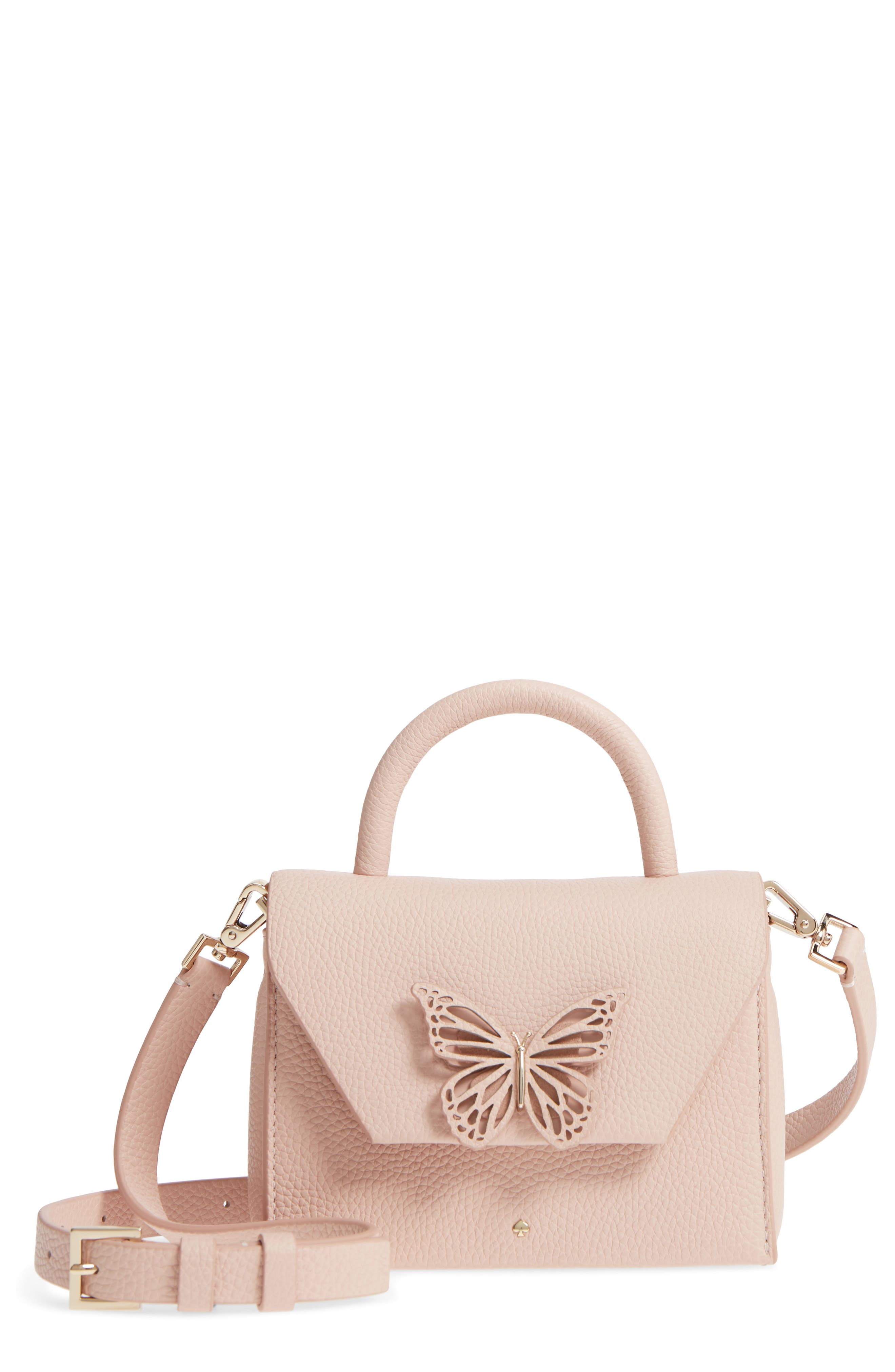 madison knollwood drive - hope leather crossbody bag,                             Main thumbnail 1, color,                             Dolce